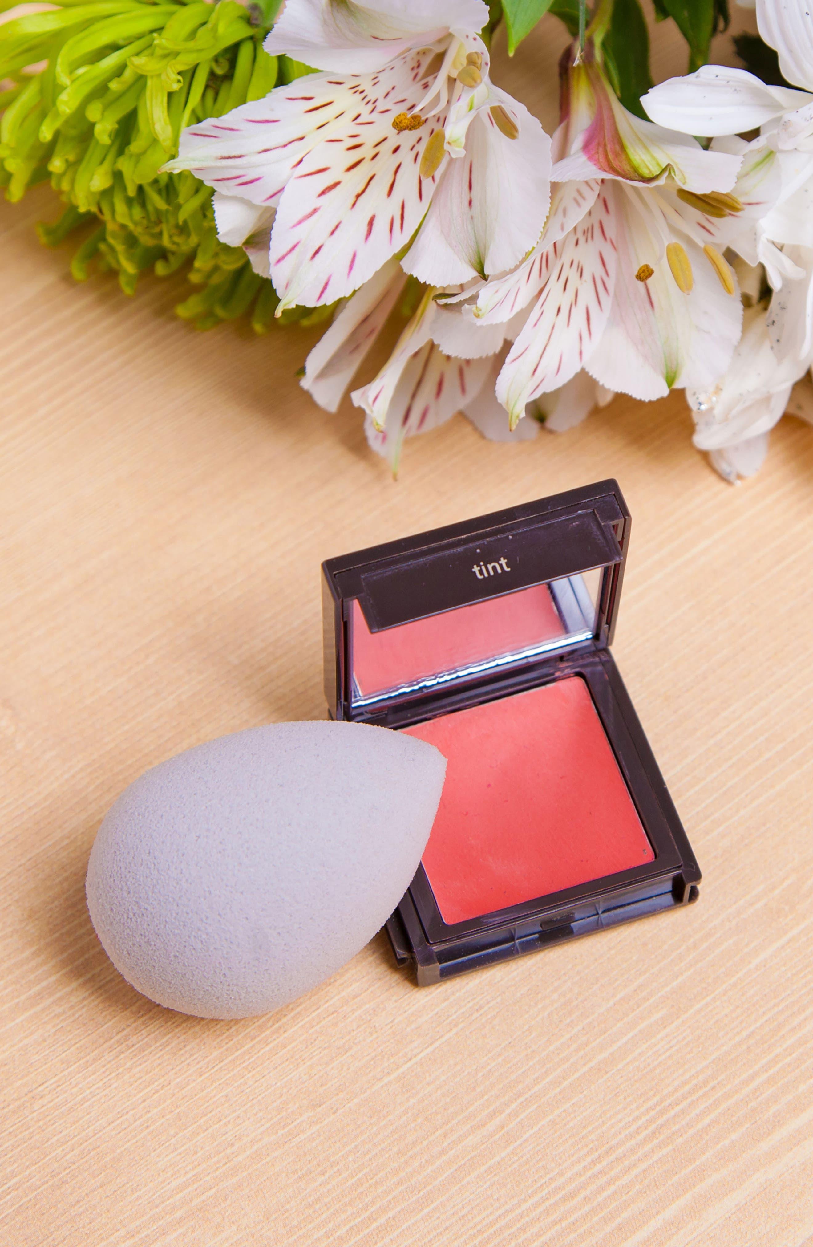 'beauty.blusher' Makeup Sponge Applicator,                             Alternate thumbnail 4, color,