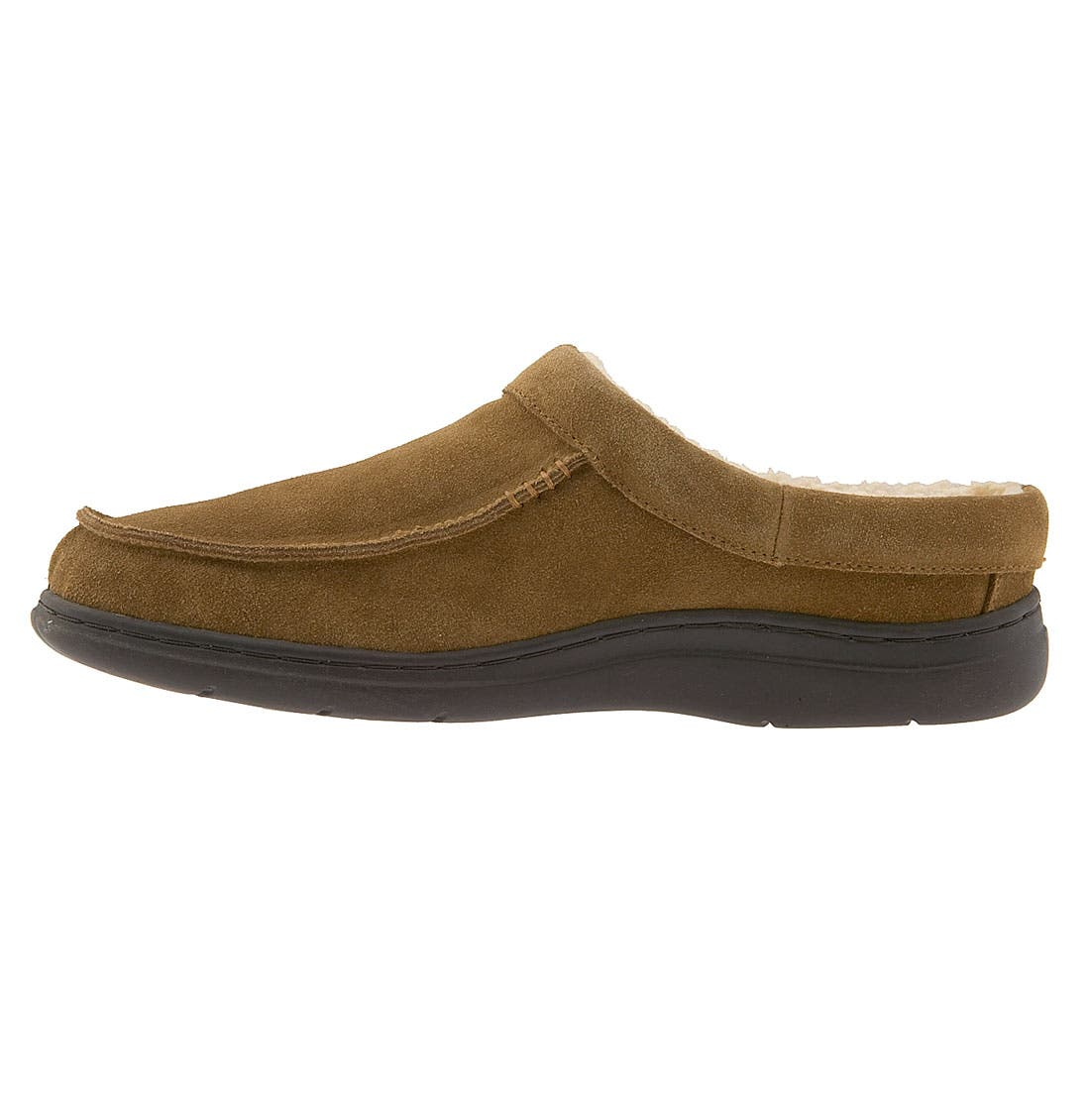 'Edmonton' Slipper,                             Alternate thumbnail 2, color,                             TAN
