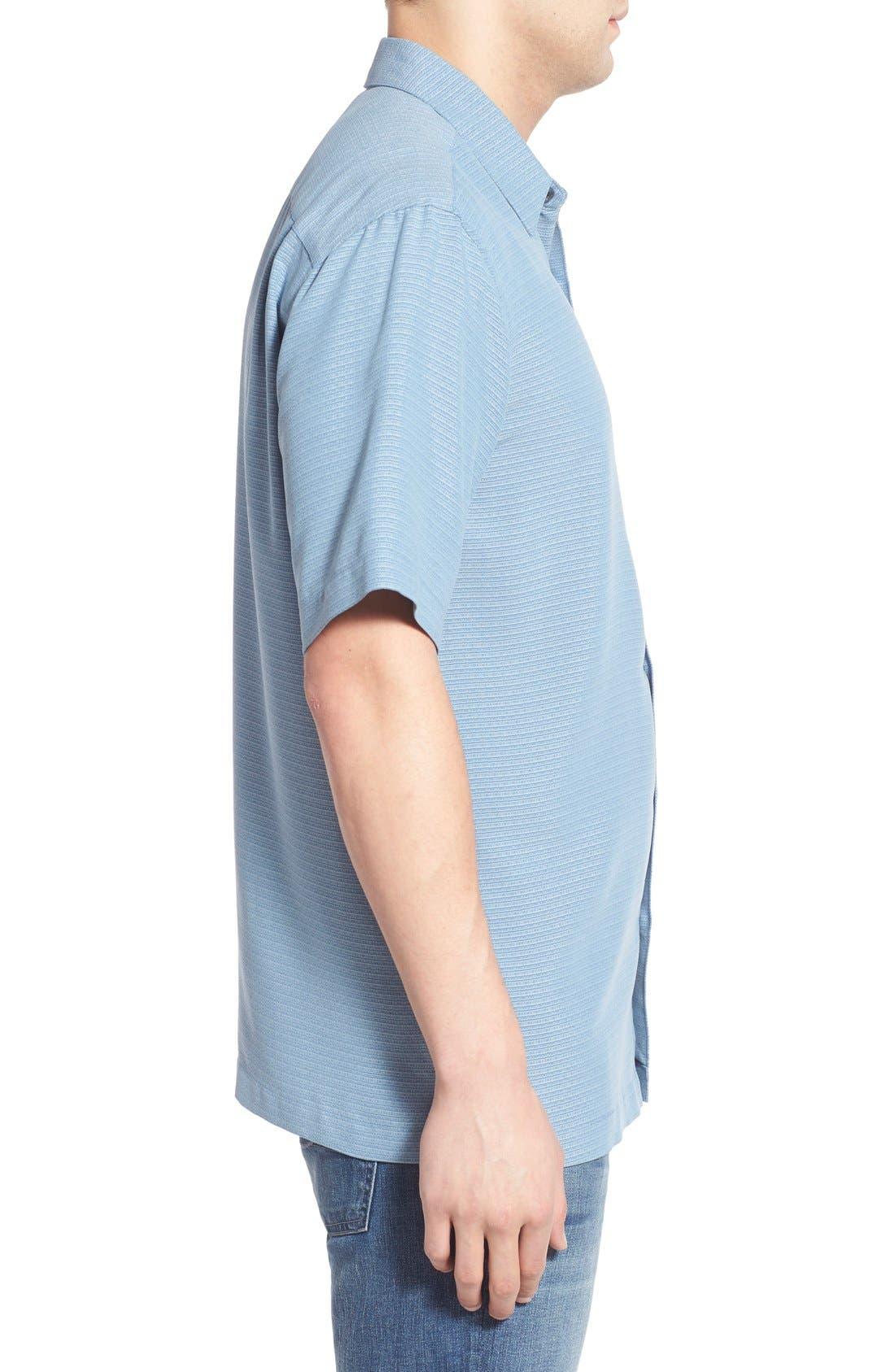 'Wind N Sea' Regular Fit Sport Shirt,                             Alternate thumbnail 13, color,