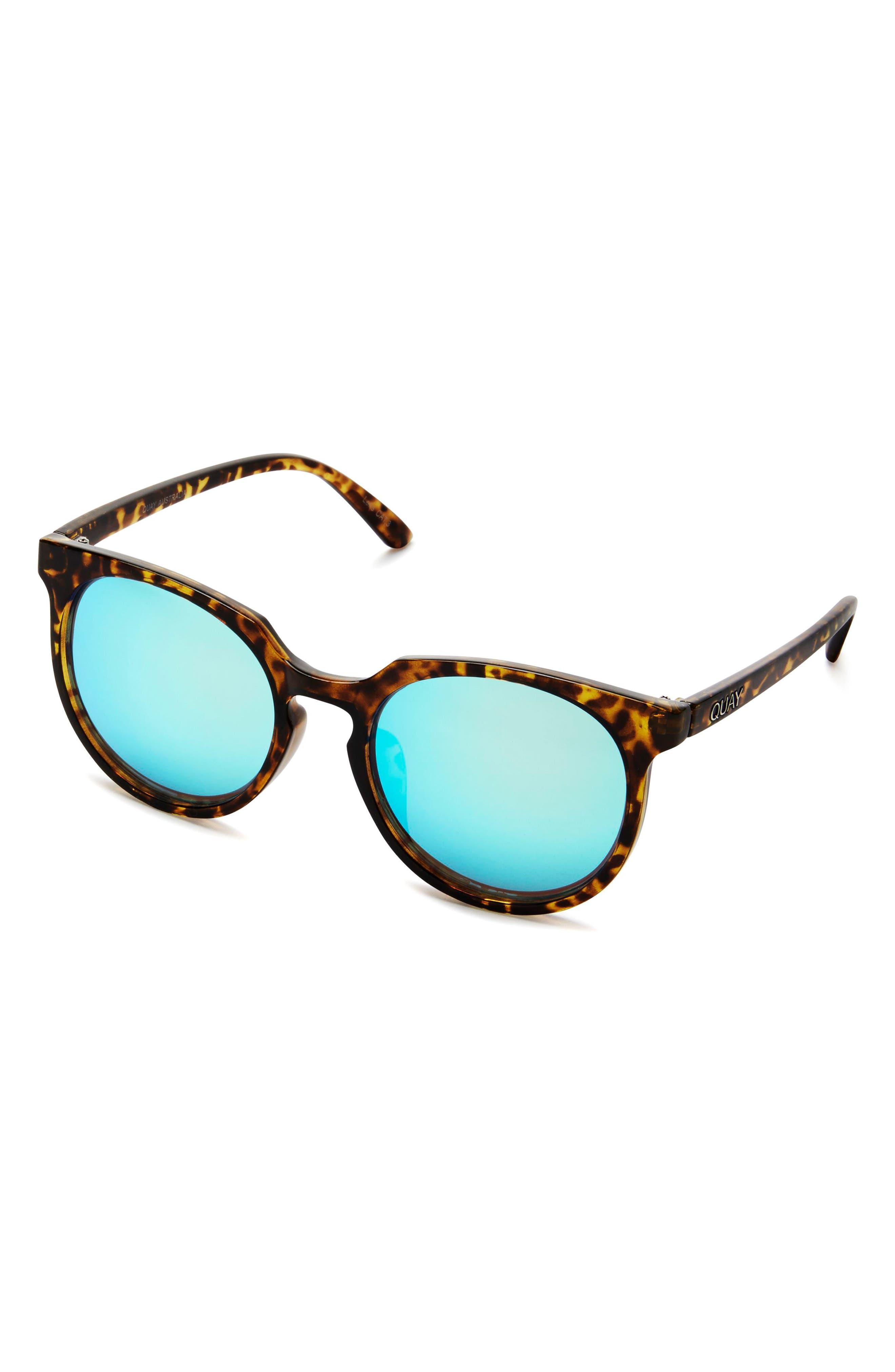 Don't Change 60mm Round Sunglasses,                             Alternate thumbnail 2, color,                             410
