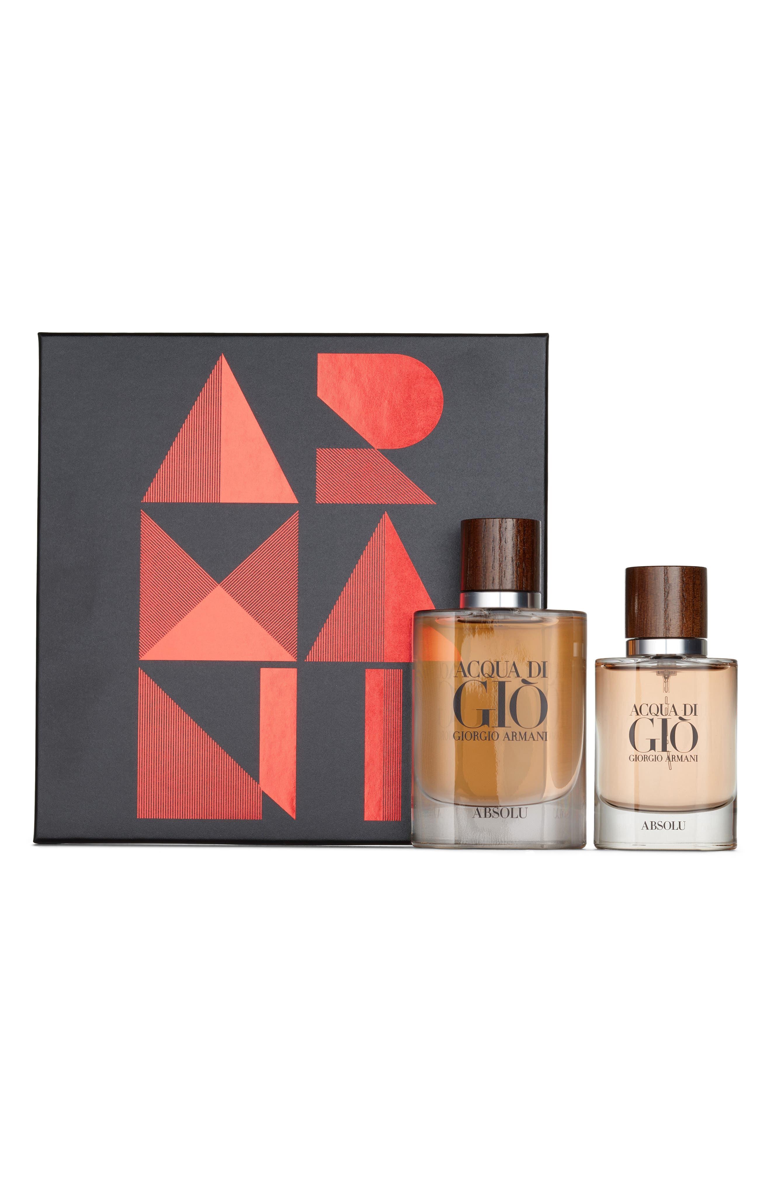 Acqua di Giò Absolu Eau de Parfum Set,                             Alternate thumbnail 2, color,                             NO COLOR