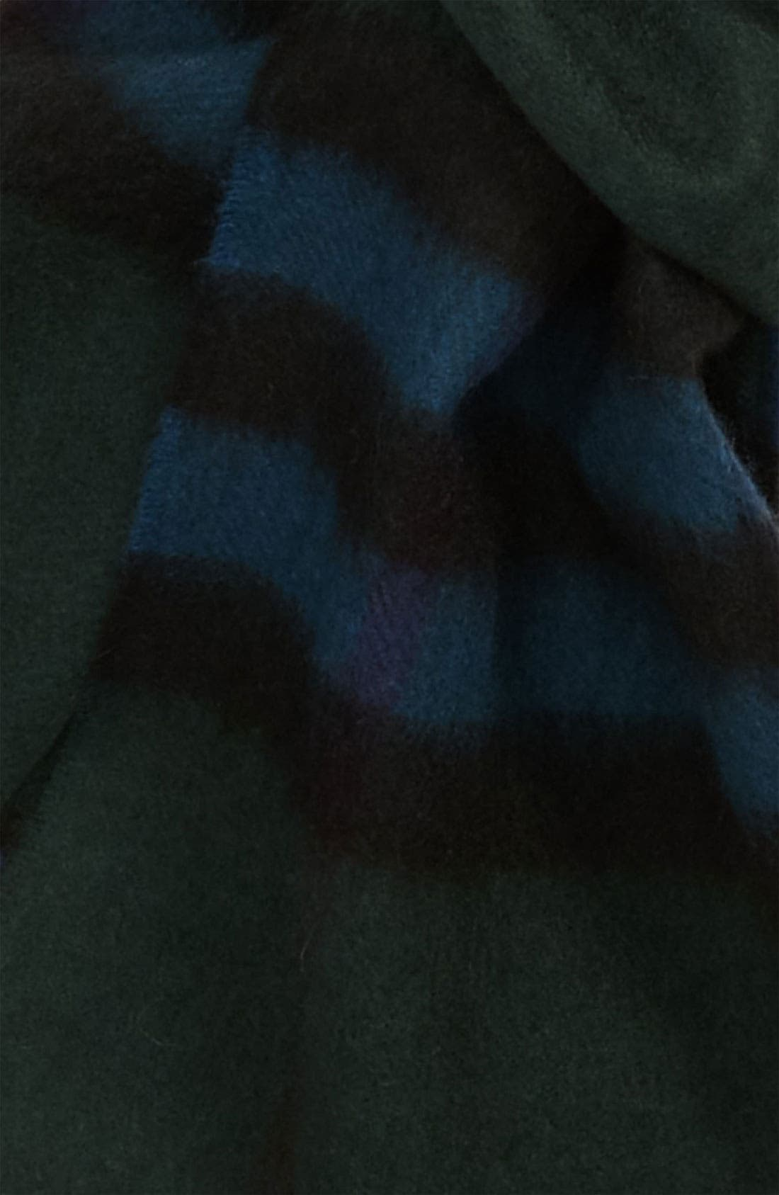 Heritage Check Cashmere Scarf,                             Alternate thumbnail 30, color,