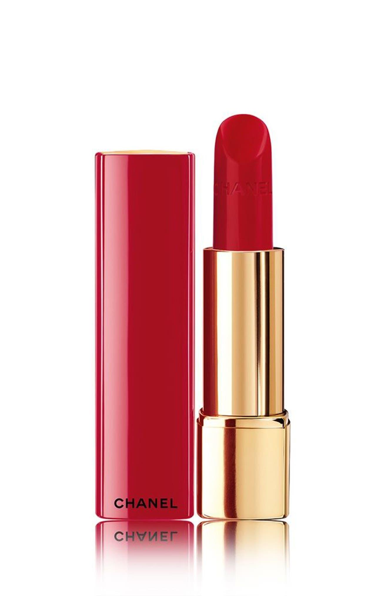 ROUGE ALLURE Luminous Intense Lip Colour,                             Main thumbnail 1, color,                             600