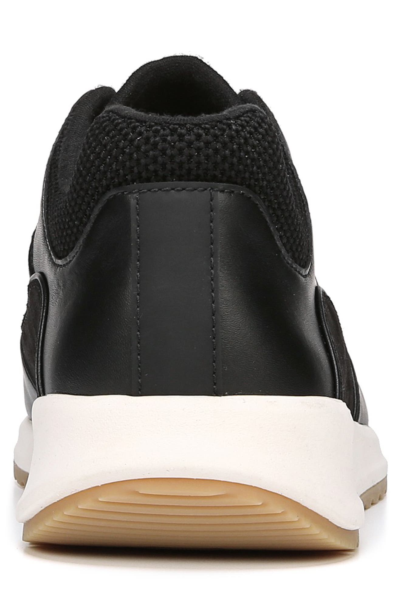 Griffin Sneaker,                             Alternate thumbnail 7, color,                             BLACK/ MADDOX