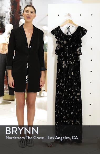 Velvet Maxi Dress, sales video thumbnail