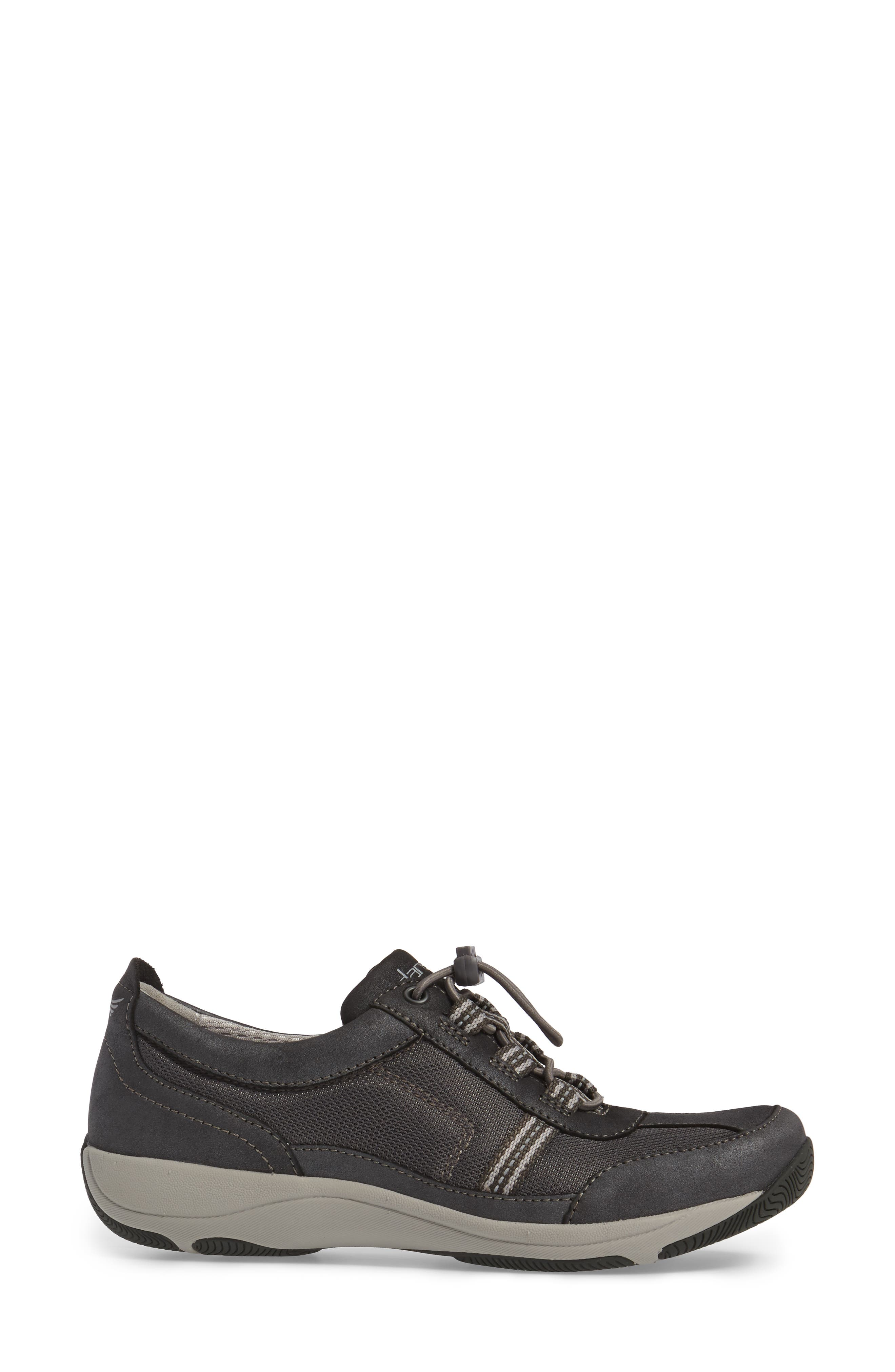 'Helen' Suede & Mesh Sneaker,                             Alternate thumbnail 37, color,