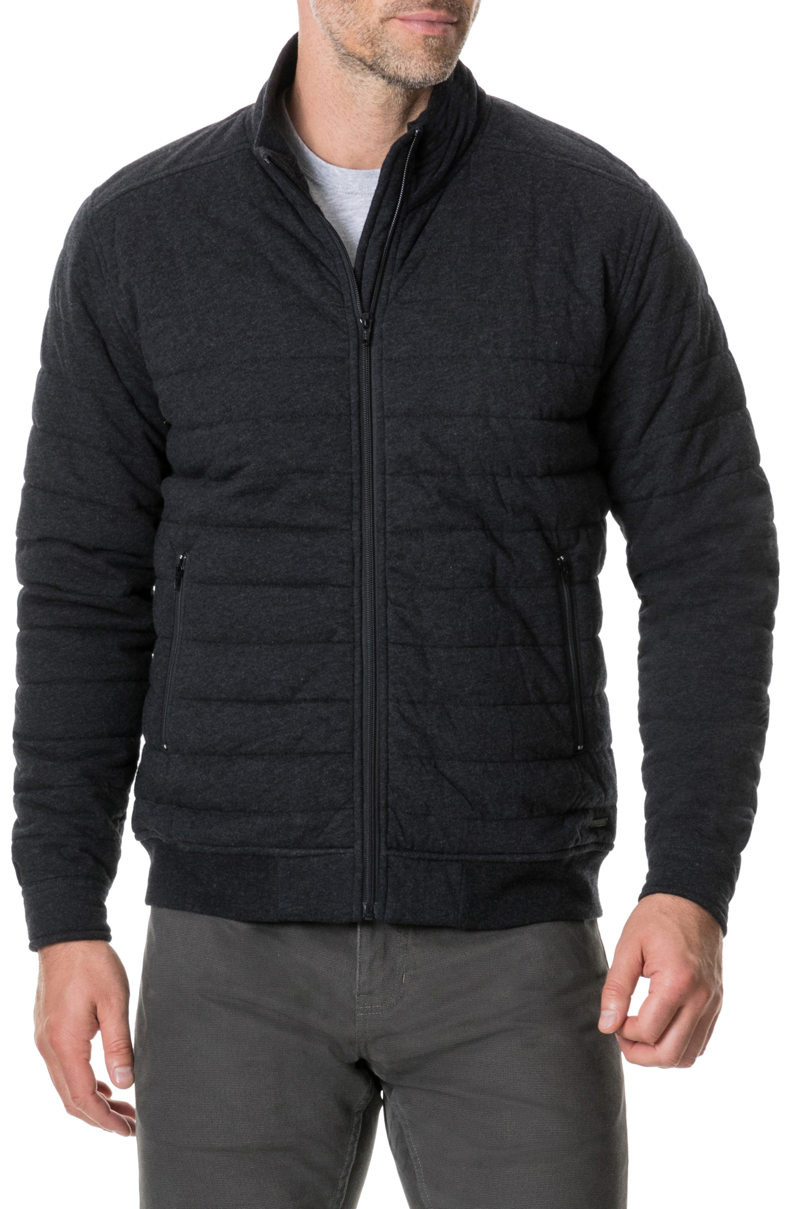 Birch Hill Regular Fit Jacket,                         Main,                         color, CHARCOAL