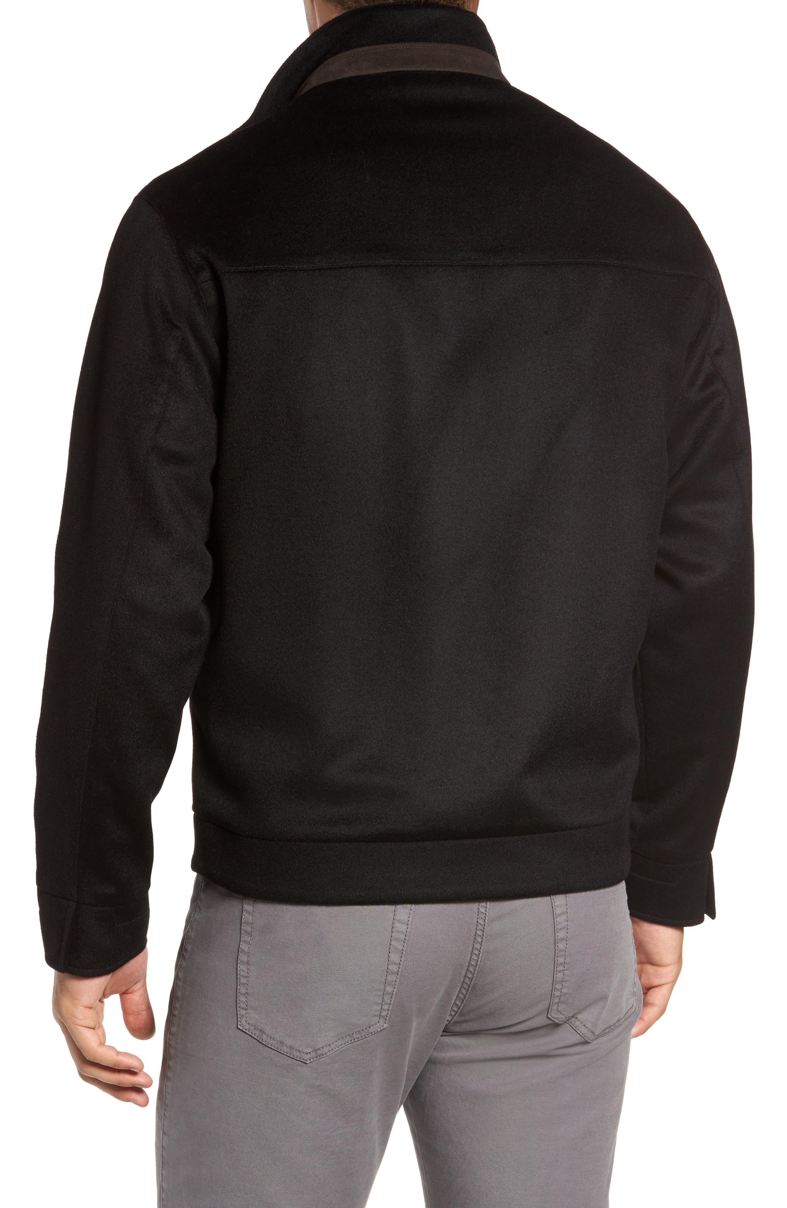 Westport Wool & Cashmere Jacket,                             Alternate thumbnail 4, color,