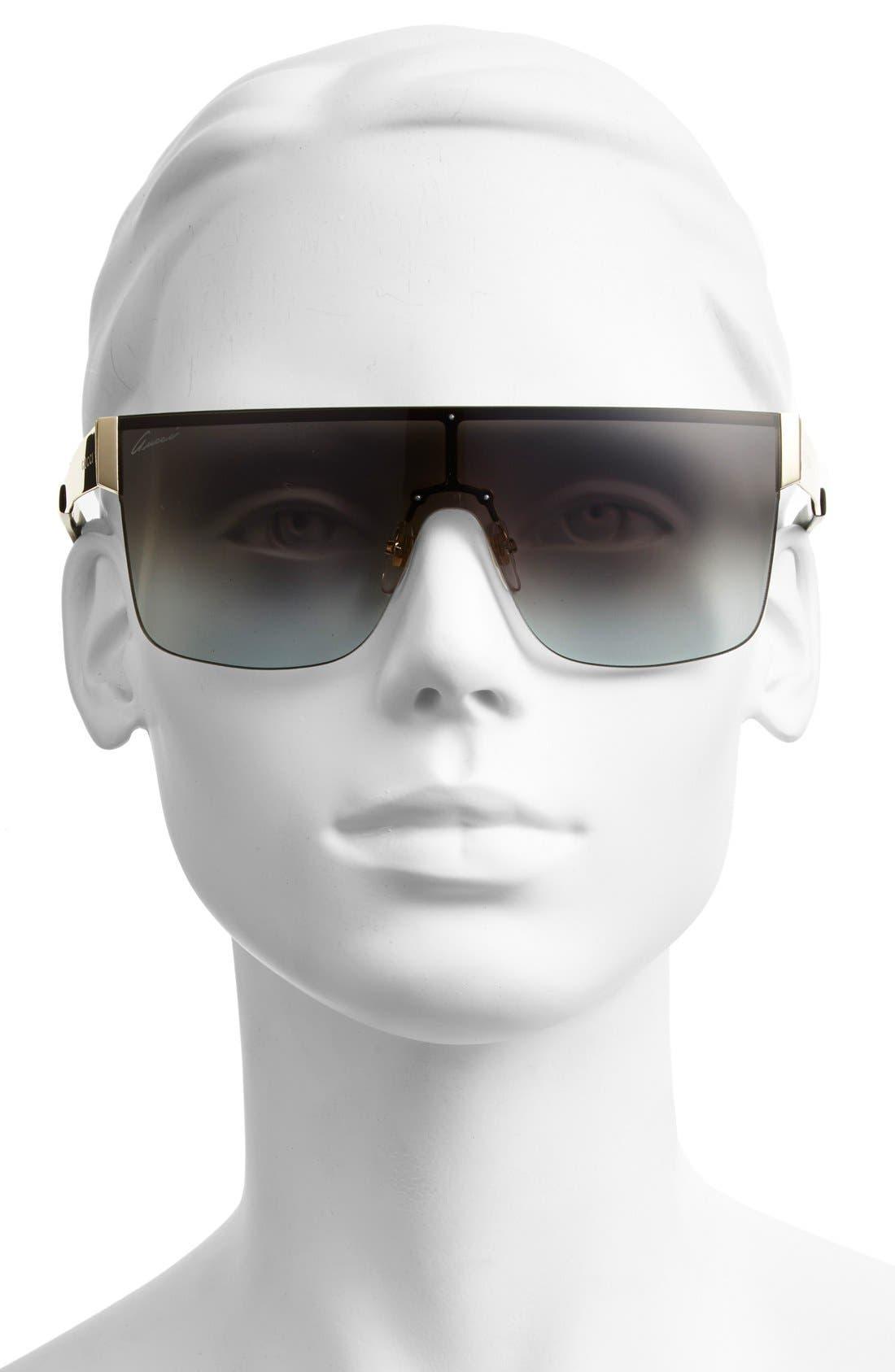 99mm Shield Sunglasses,                             Alternate thumbnail 3, color,                             710