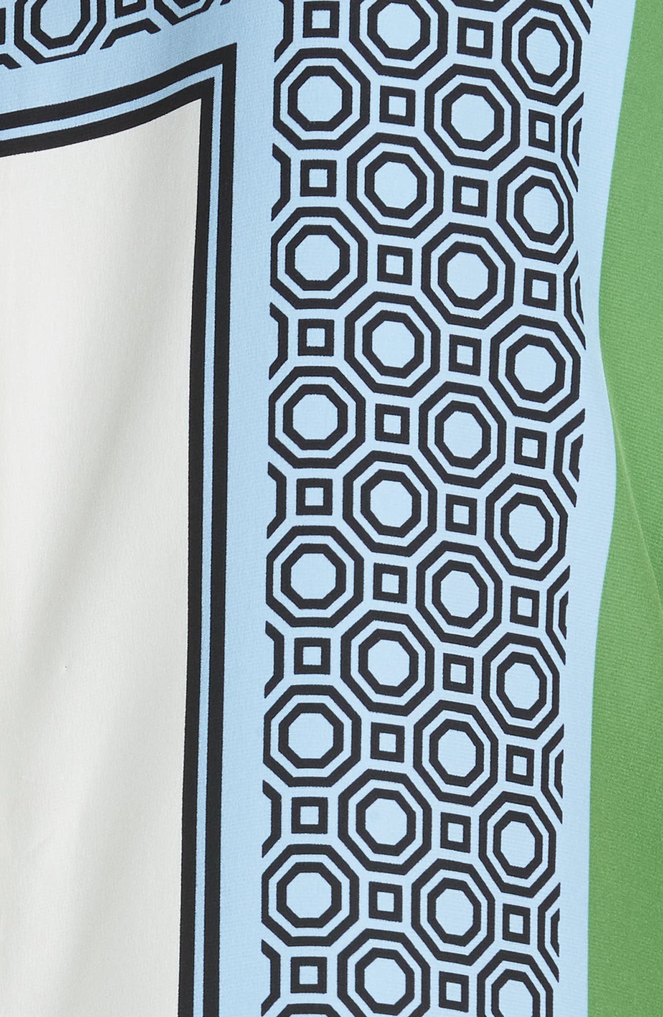 Mallory Silk Dress,                             Alternate thumbnail 6, color,                             410