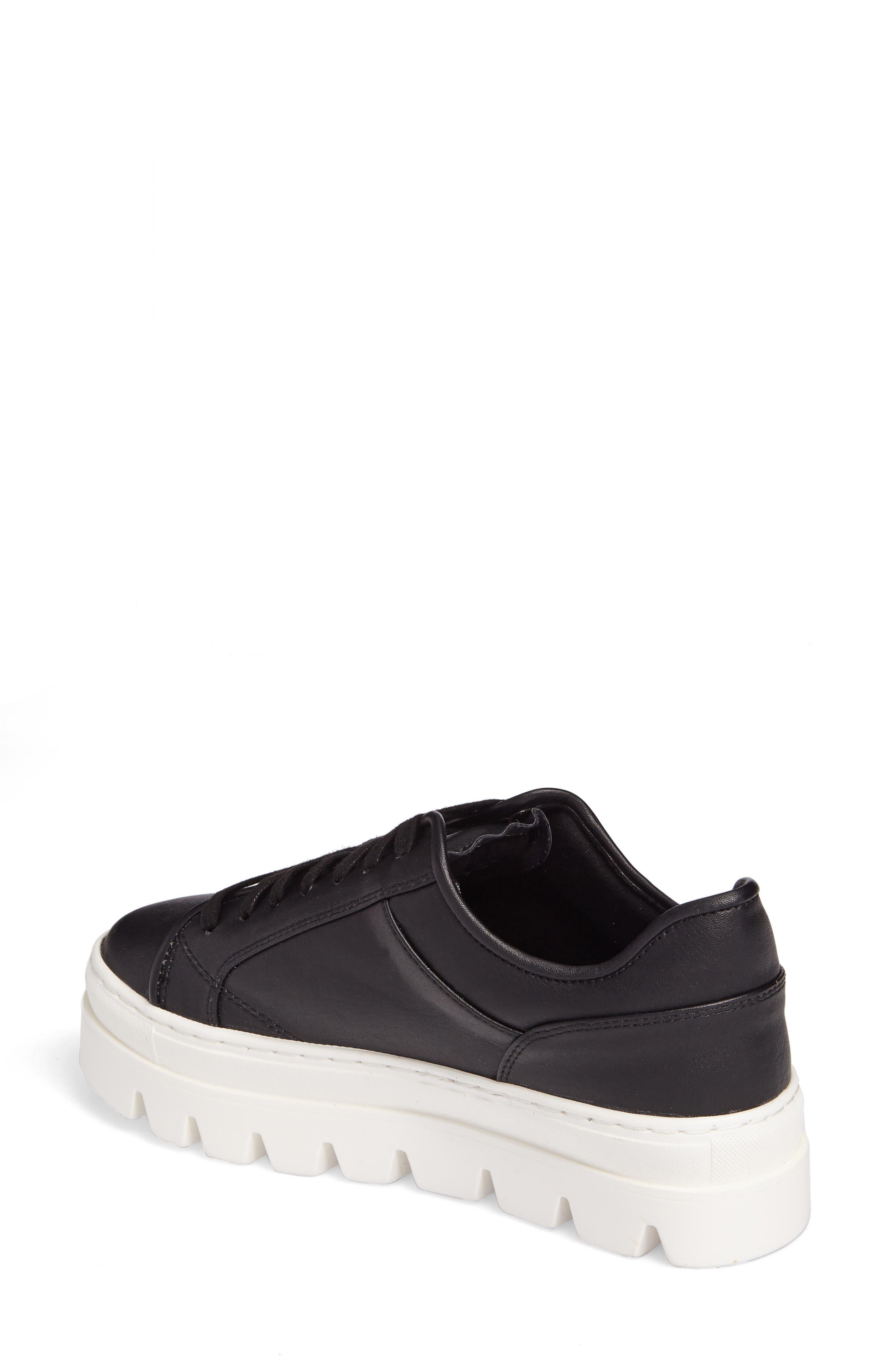 Kickstart Platform Sneaker,                             Alternate thumbnail 2, color,                             001