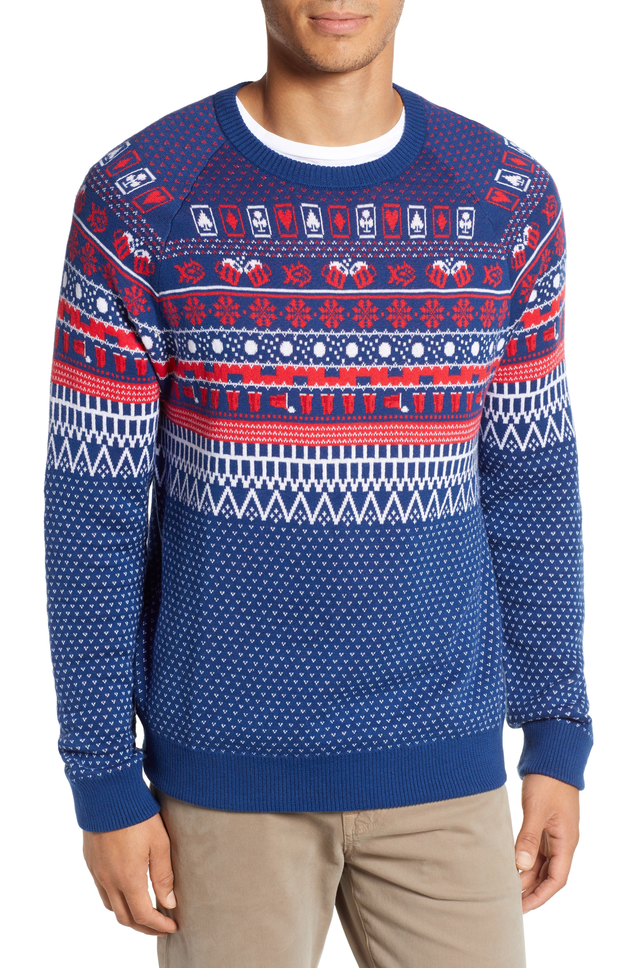 Southern Tide Rendezvous Sweater, Blue
