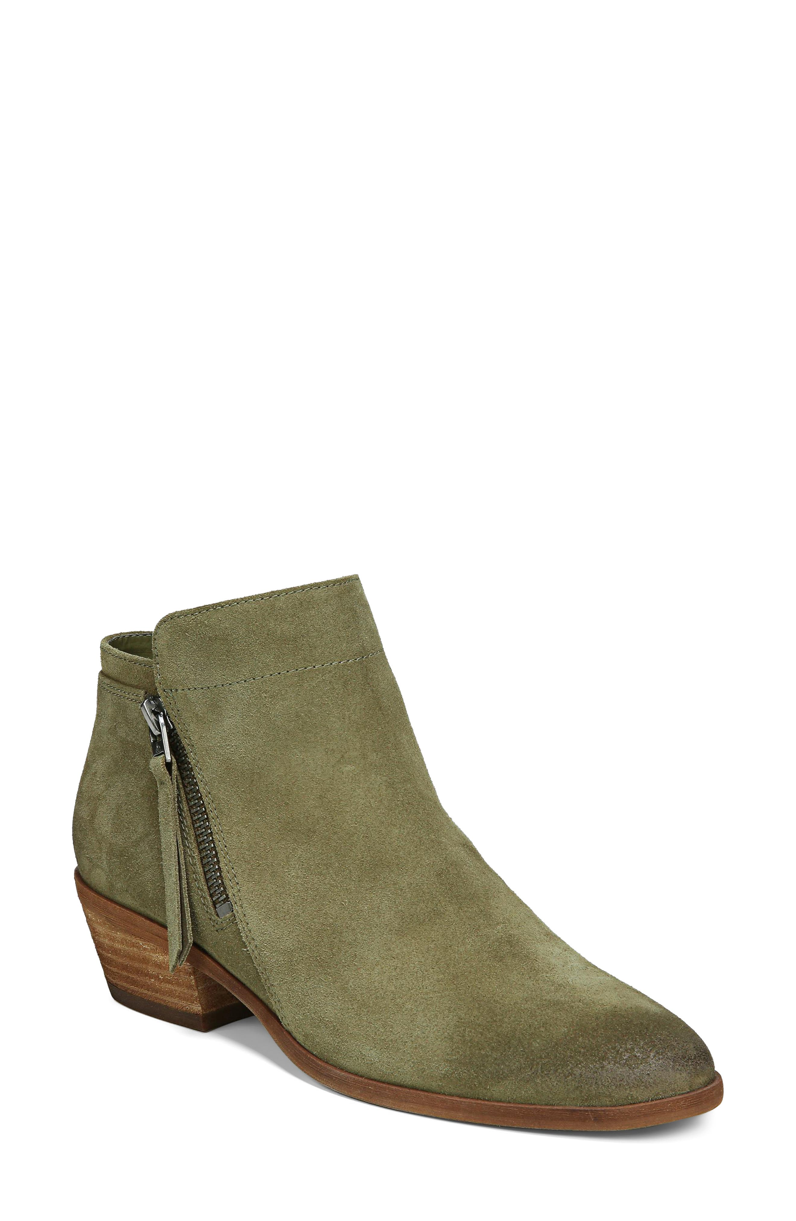 Sam Edelman Packer Bootie- Green