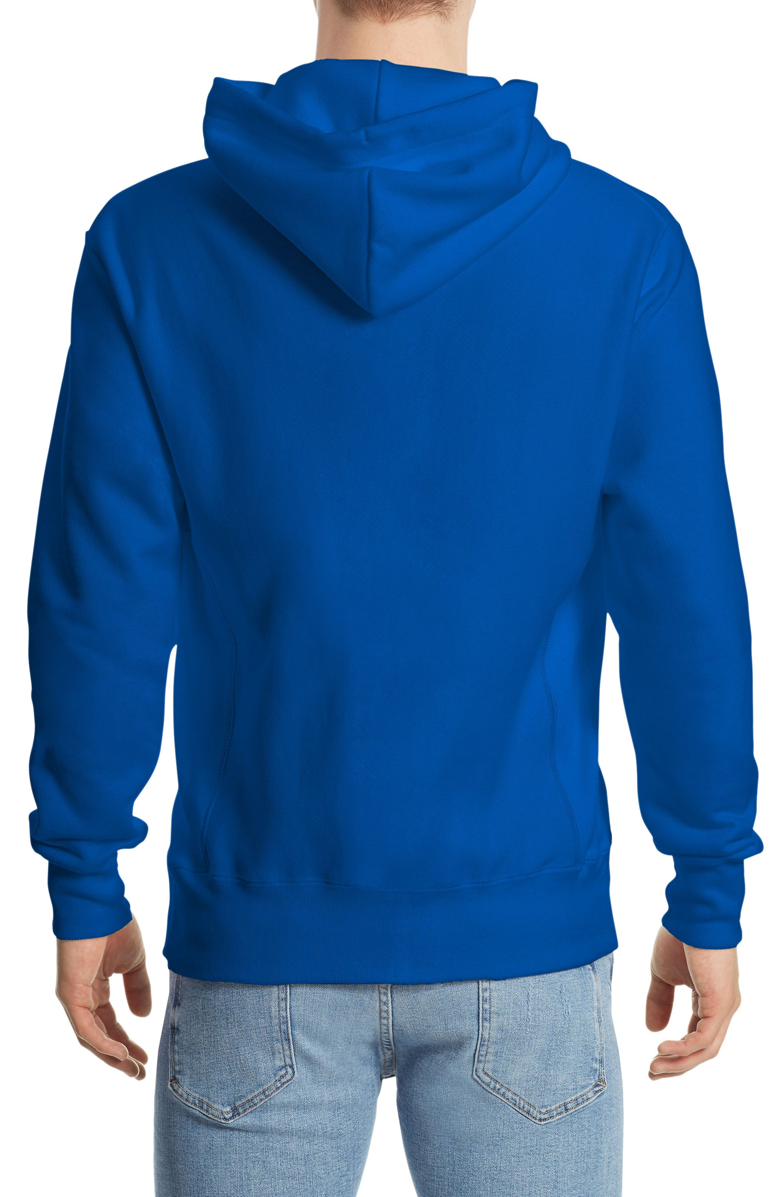 Reverse Weave<sup>®</sup> Pullover Hoodie,                             Alternate thumbnail 17, color,