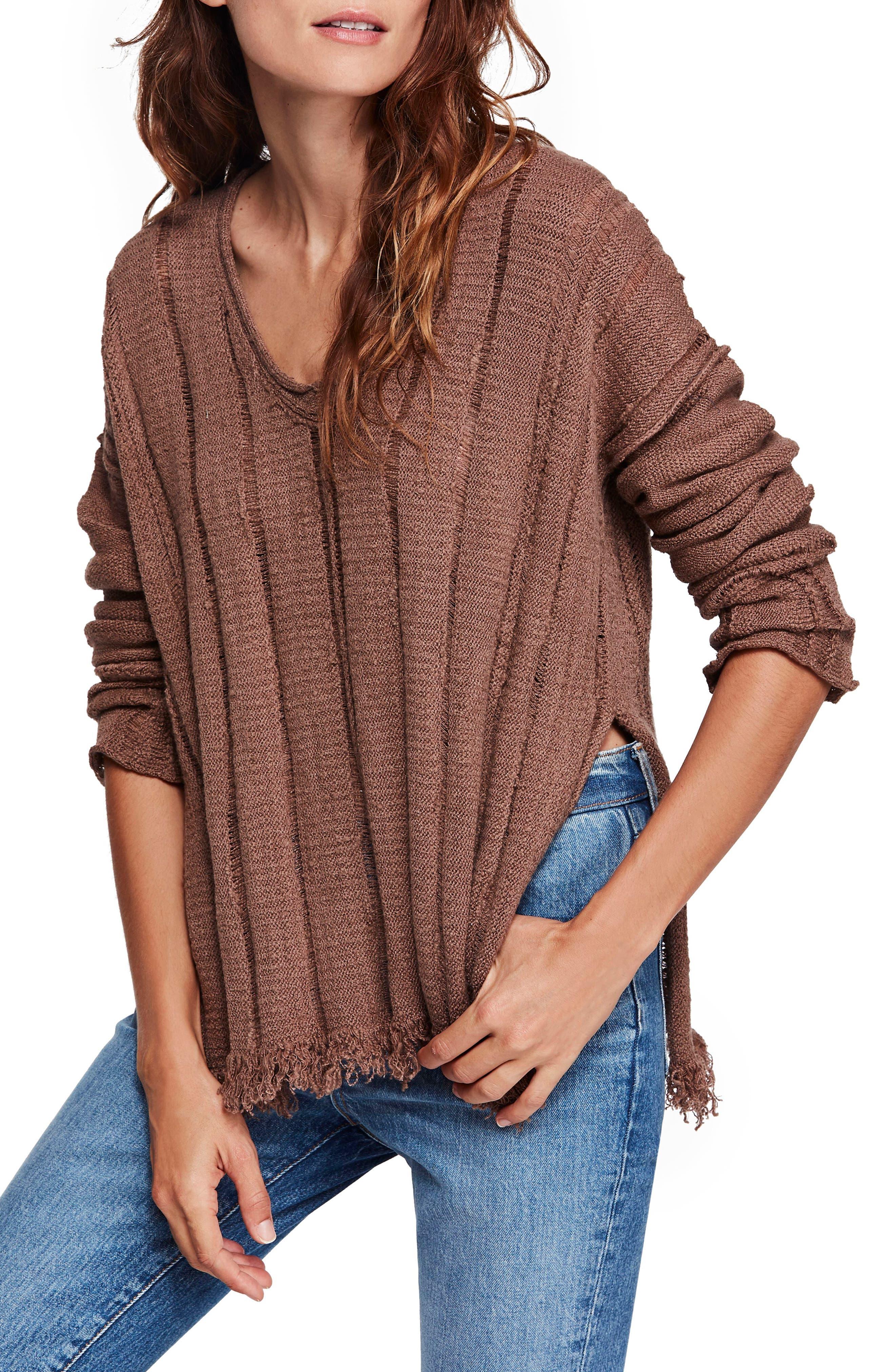 Ocean Drive Sweater, Main, color, 200