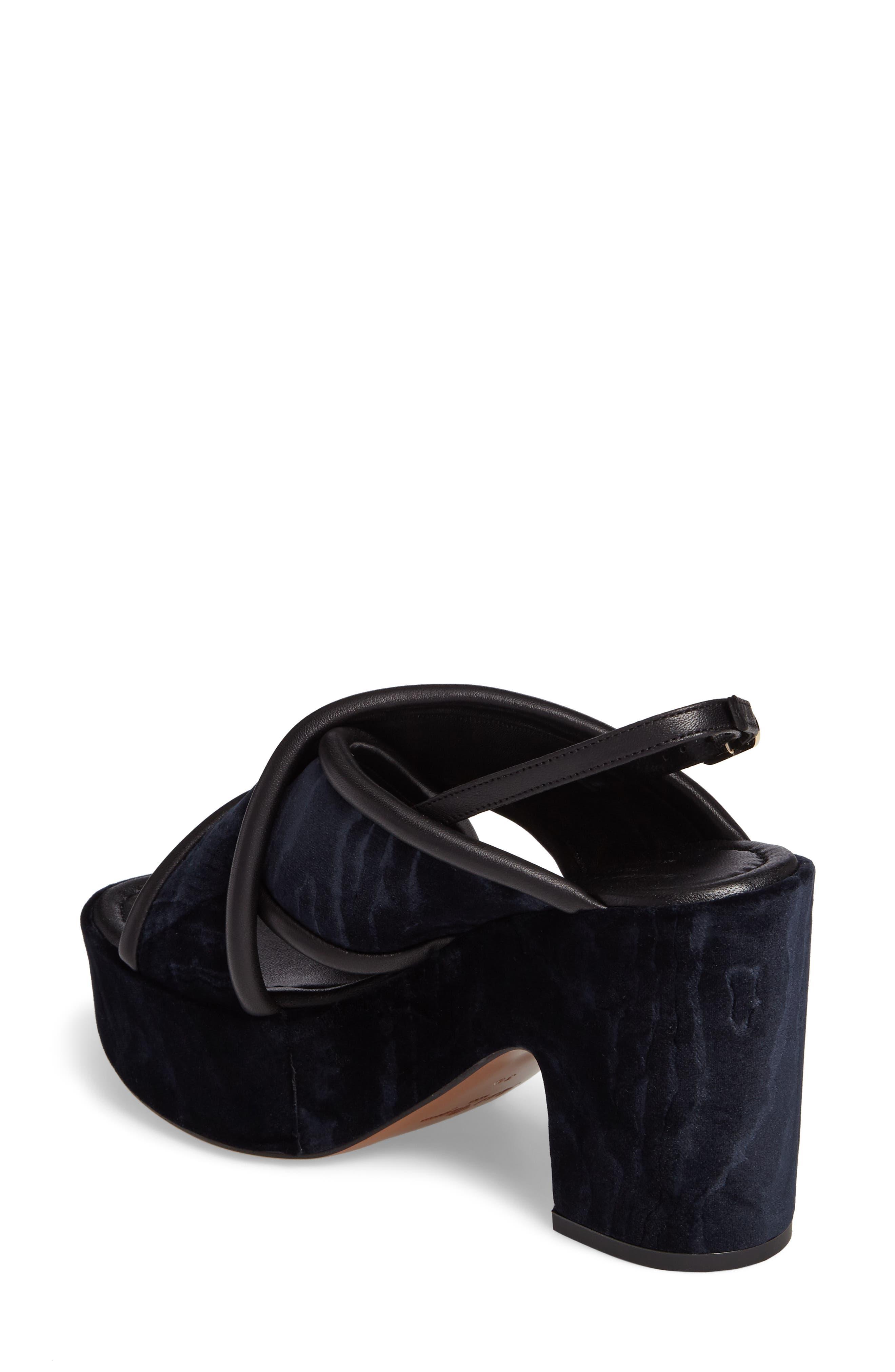 Emelinet Platform Sandal,                             Alternate thumbnail 2, color,                             400