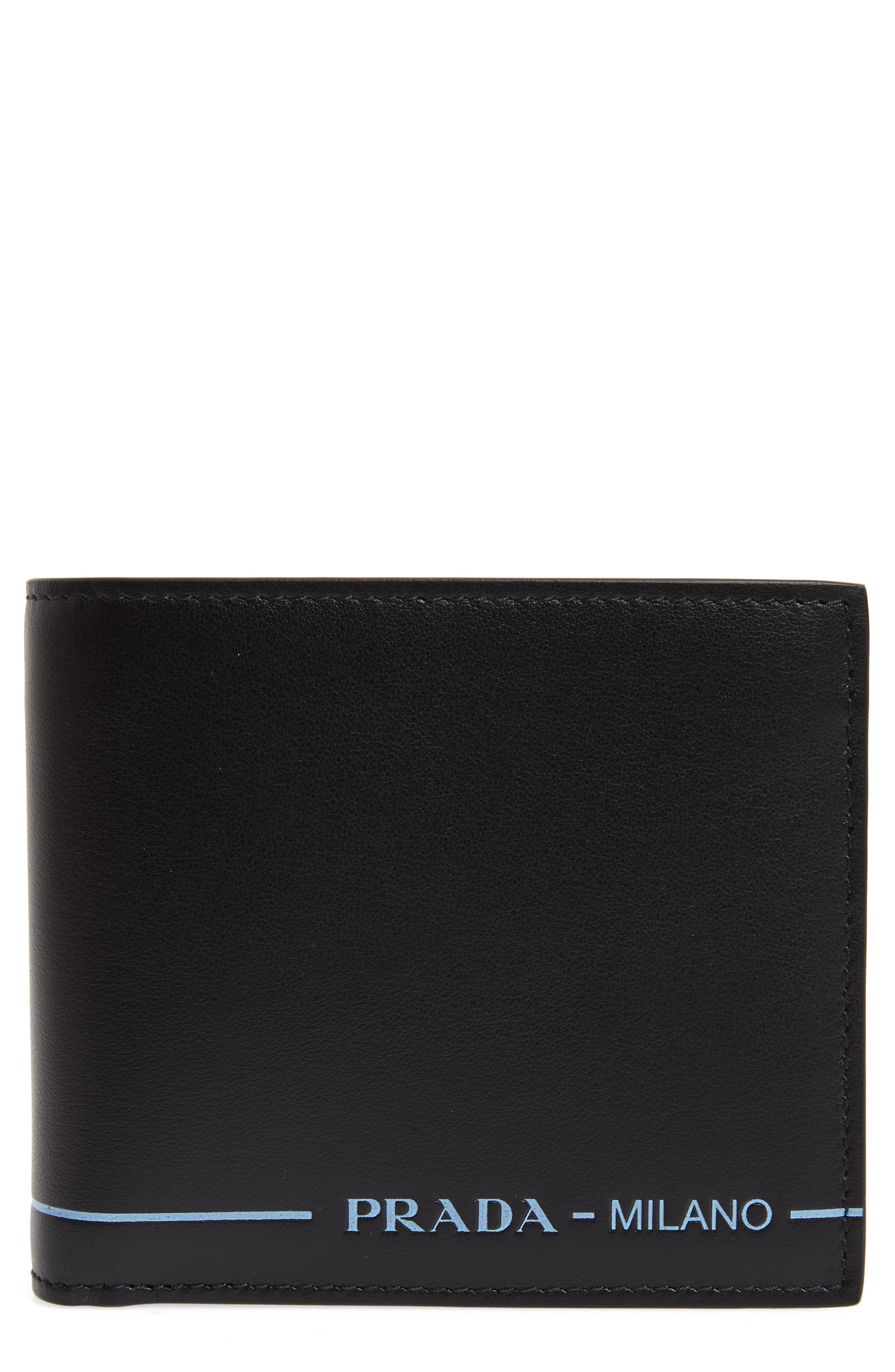 City Sport Leather Wallet,                             Main thumbnail 1, color,                             001