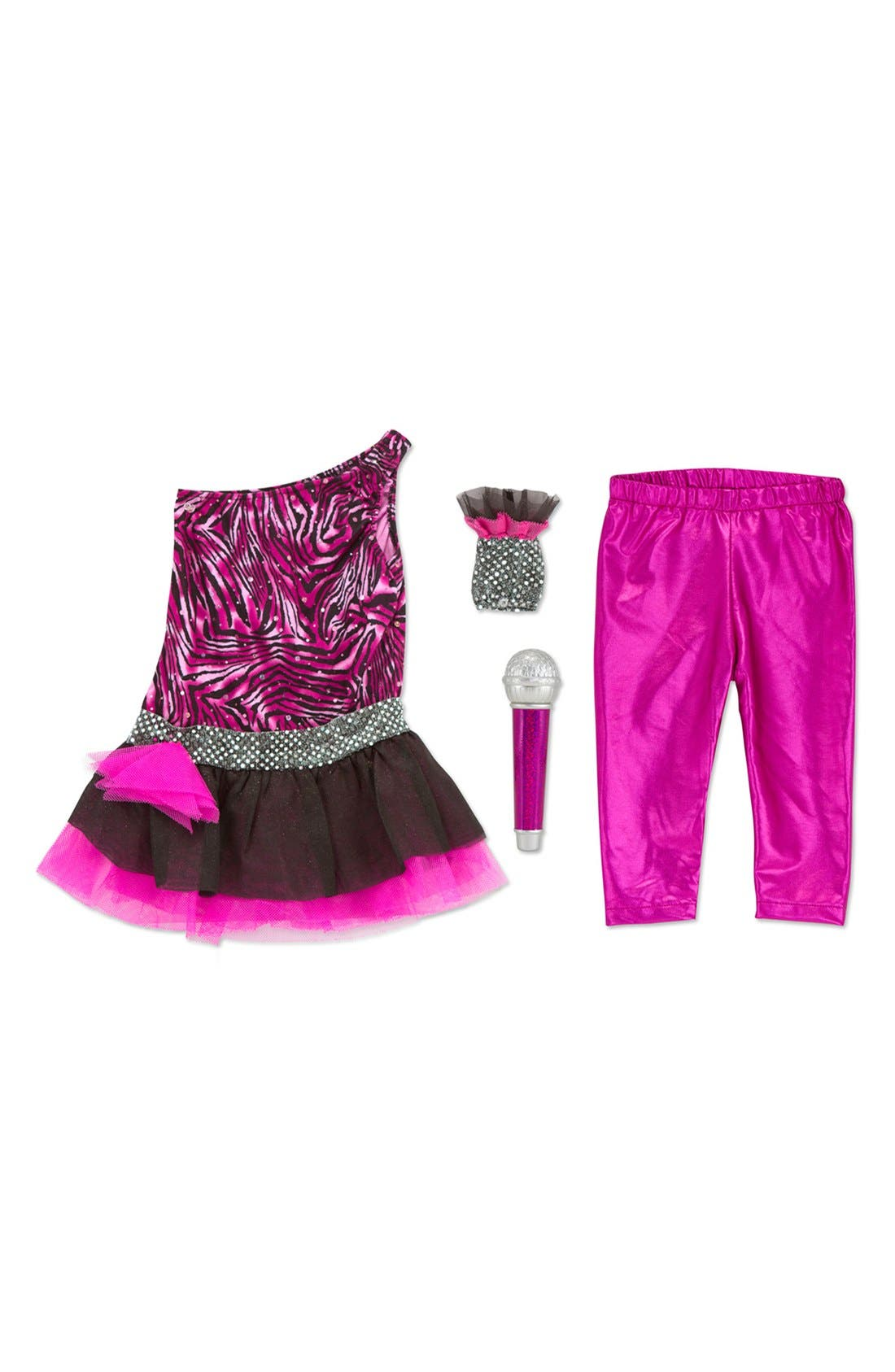 Rock Star Role Play Set,                             Alternate thumbnail 2, color,                             PINK