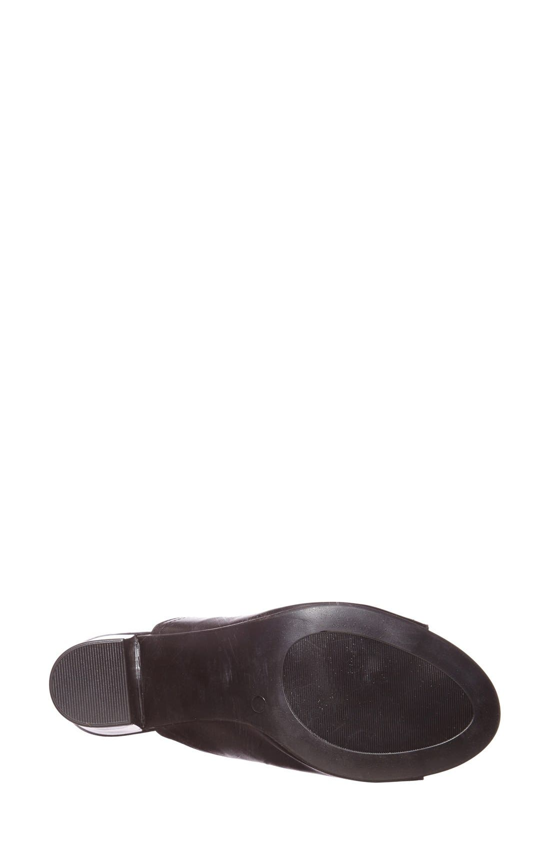 'Arno' Leather Mule,                             Alternate thumbnail 11, color,