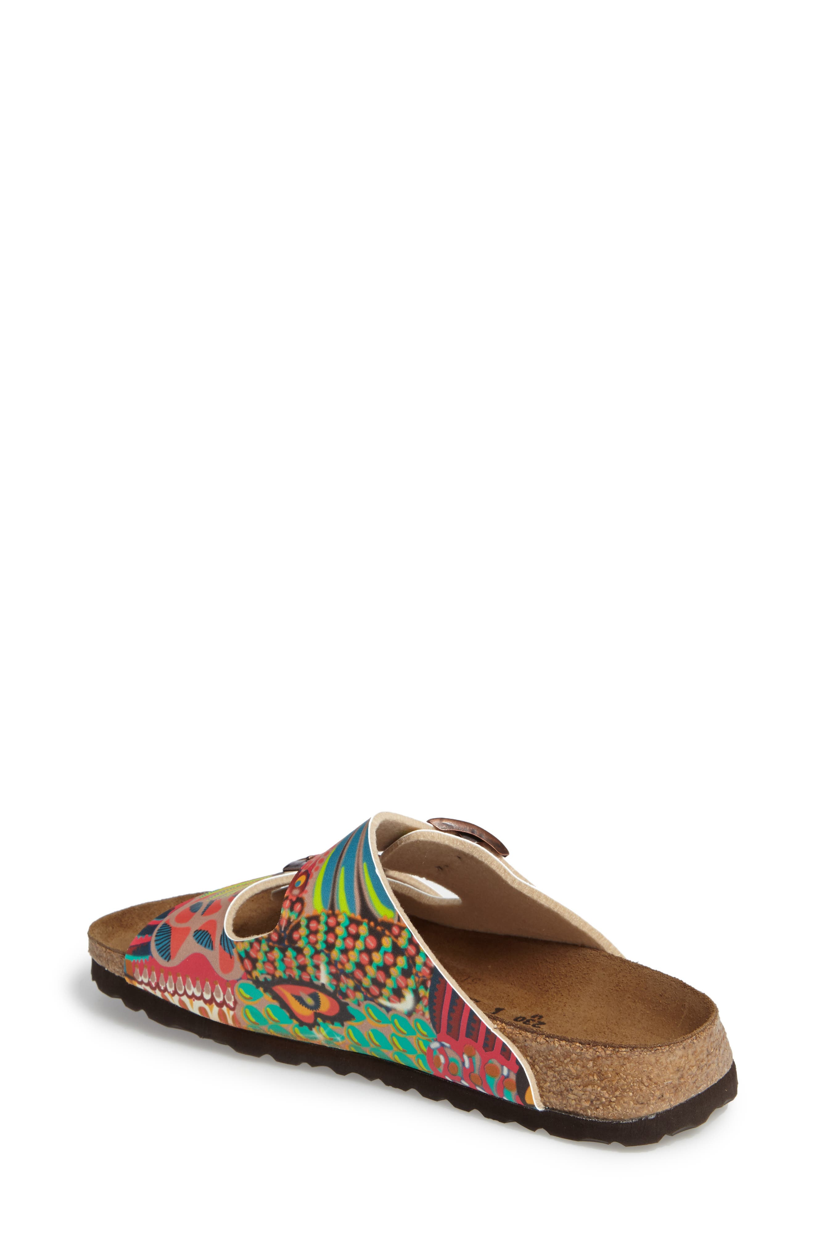 Papillio by Birkenstock 'Arizona' Birko-Flor Sandal,                             Alternate thumbnail 28, color,