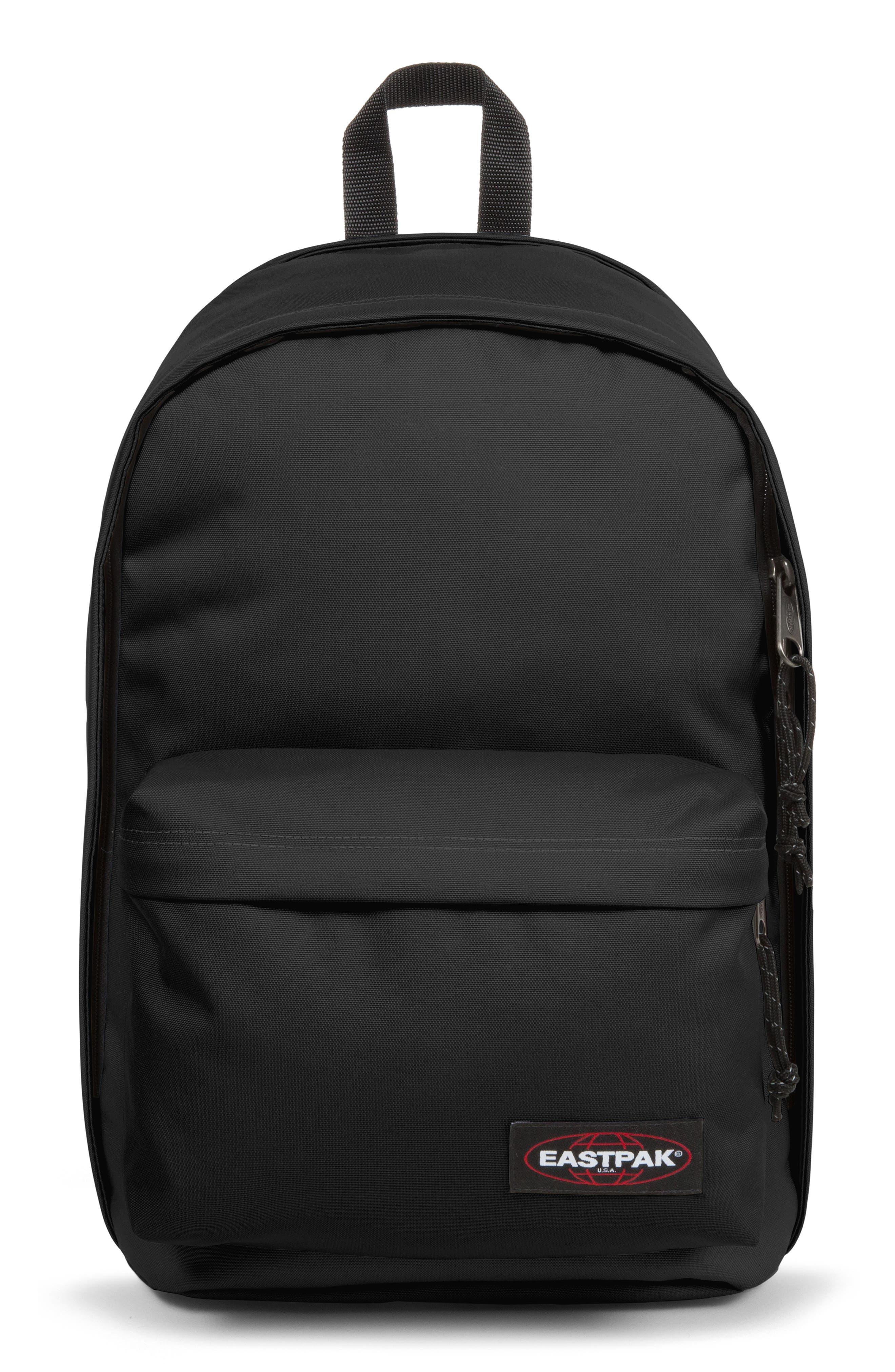 Back to Work Backpack,                         Main,                         color, BLACK