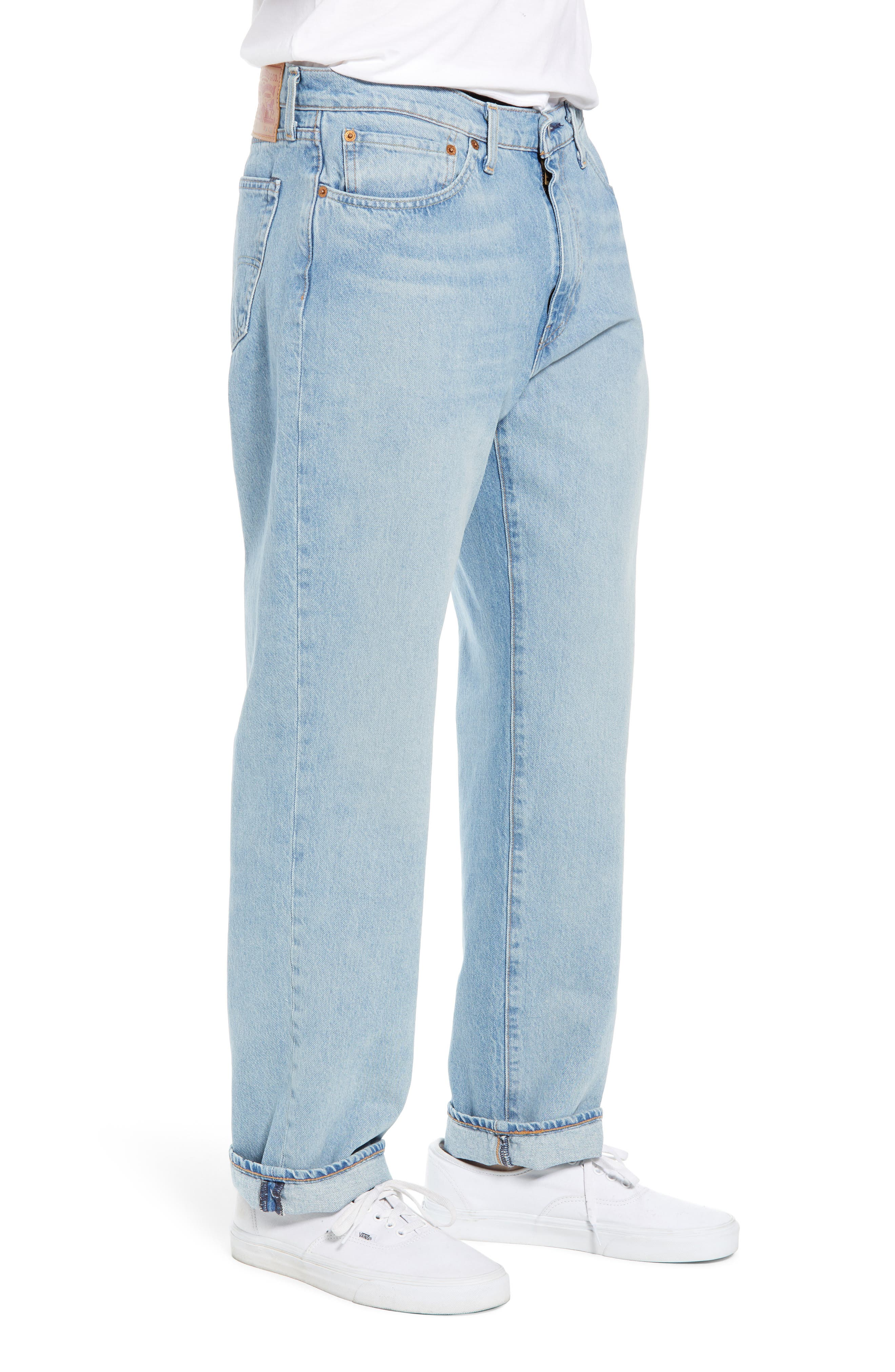 541<sup>™</sup> Relaxed Fit Jeans,                             Alternate thumbnail 3, color,                             OCEAN PARKWAY