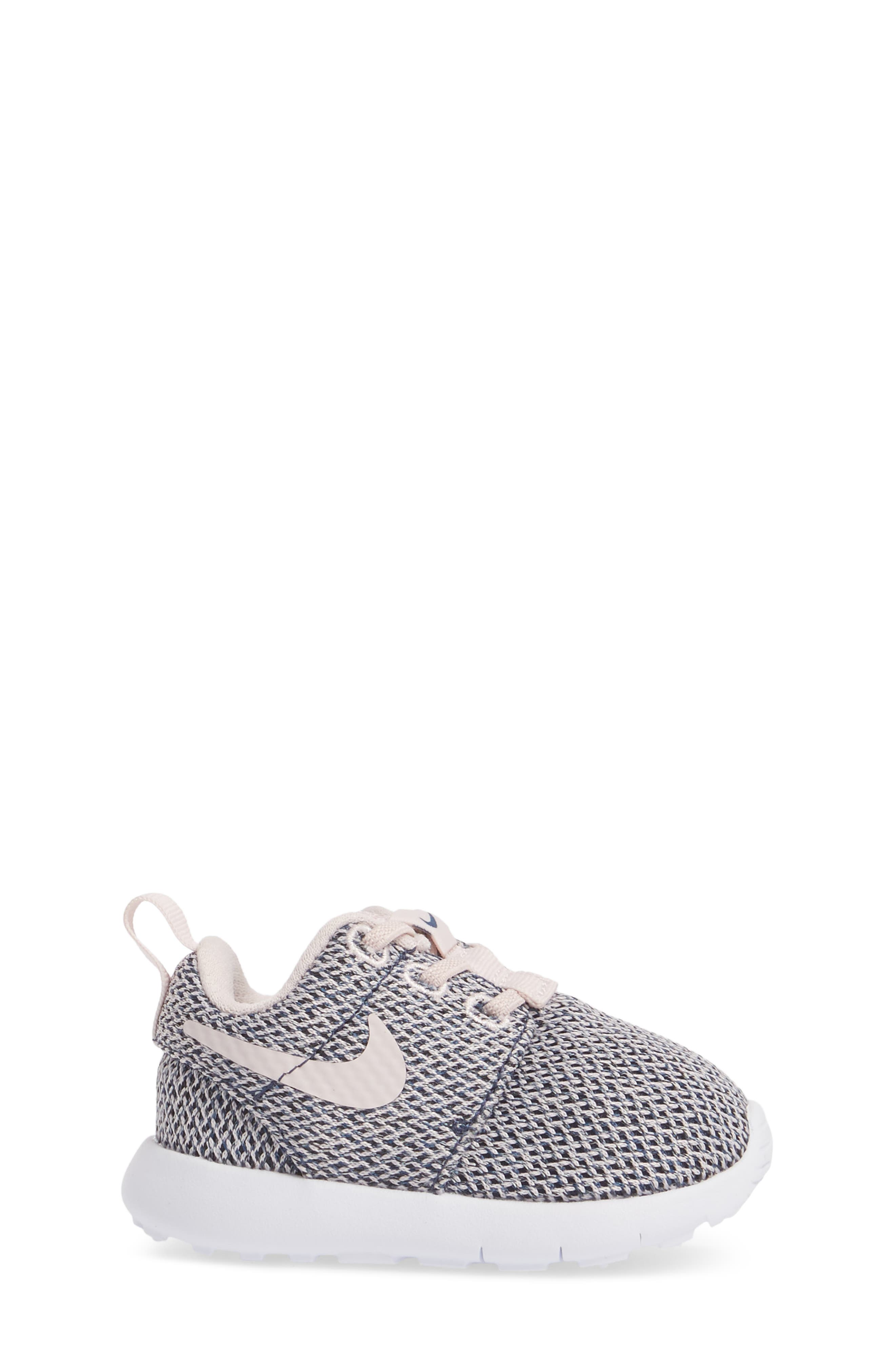 Roshe Run Sneaker,                             Alternate thumbnail 3, color,                             414