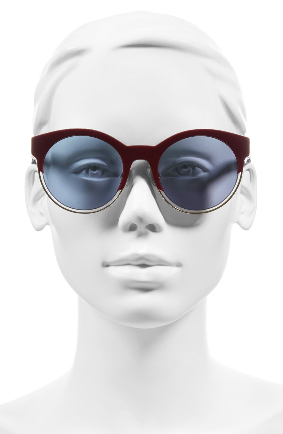 Siderall 1 53mm Round Sunglasses,                             Alternate thumbnail 16, color,