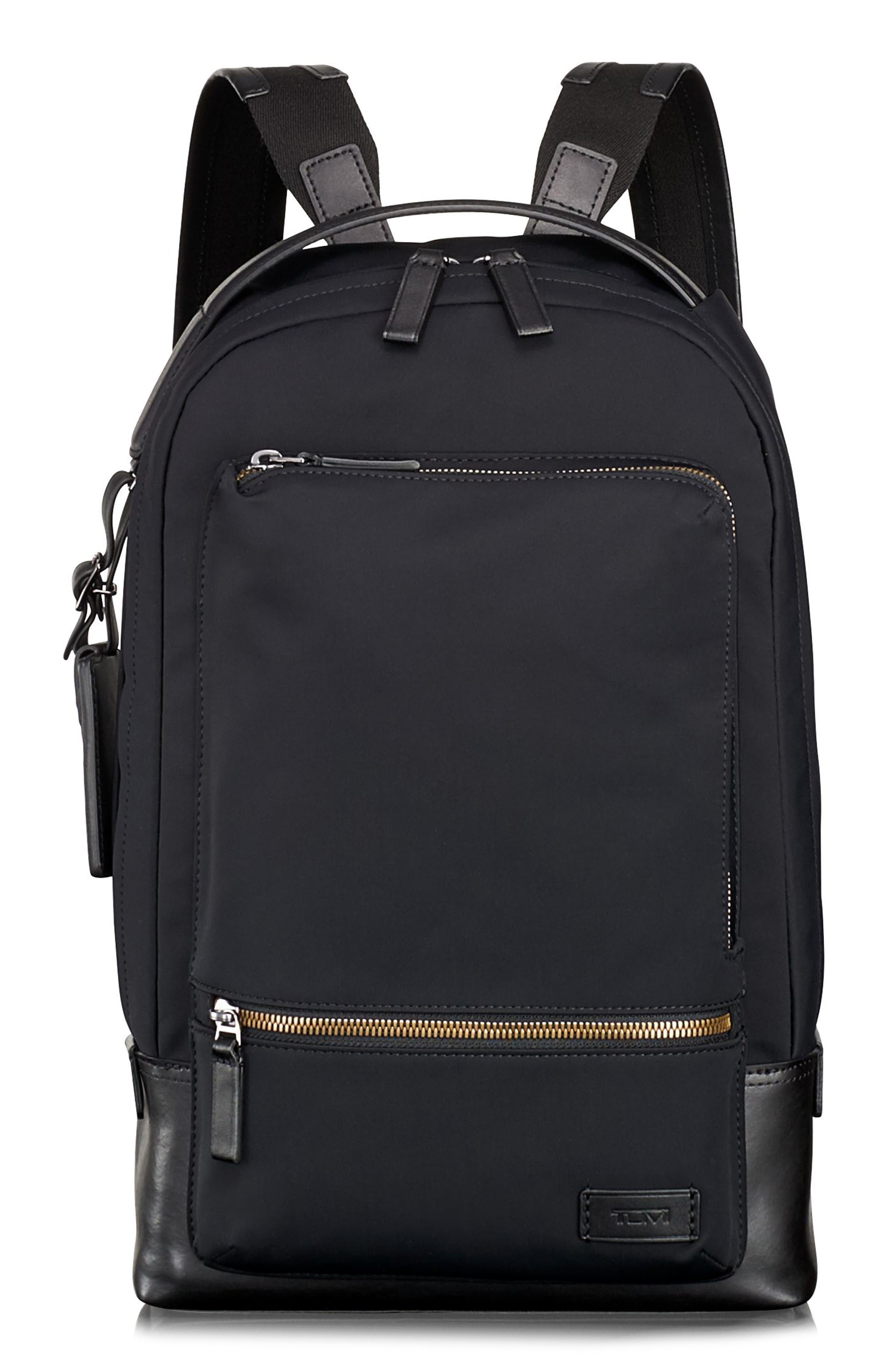 Harrison Windsor Backpack,                             Main thumbnail 1, color,                             001