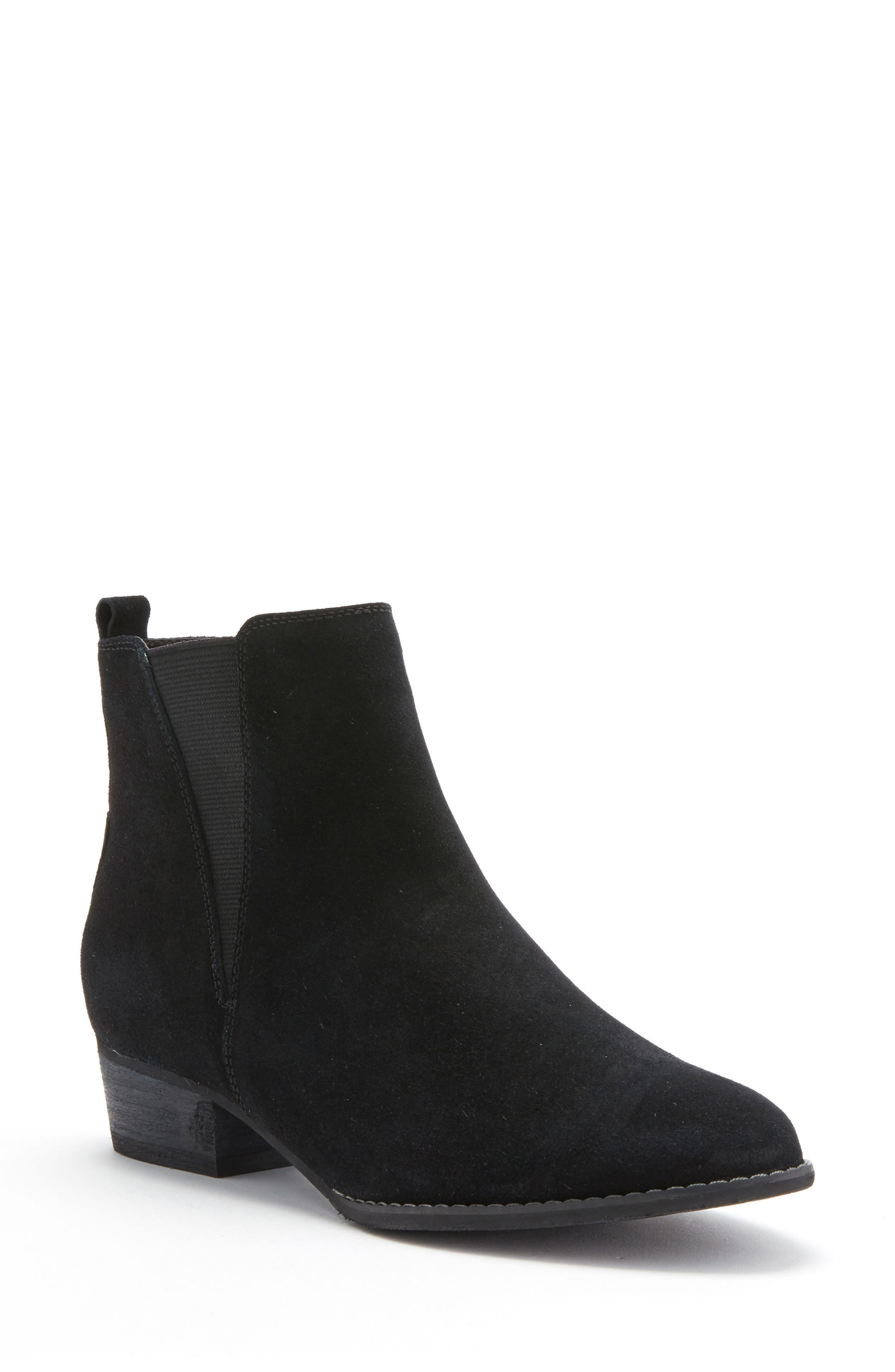 Loxx Waterproof Bootie,                             Main thumbnail 1, color,                             006