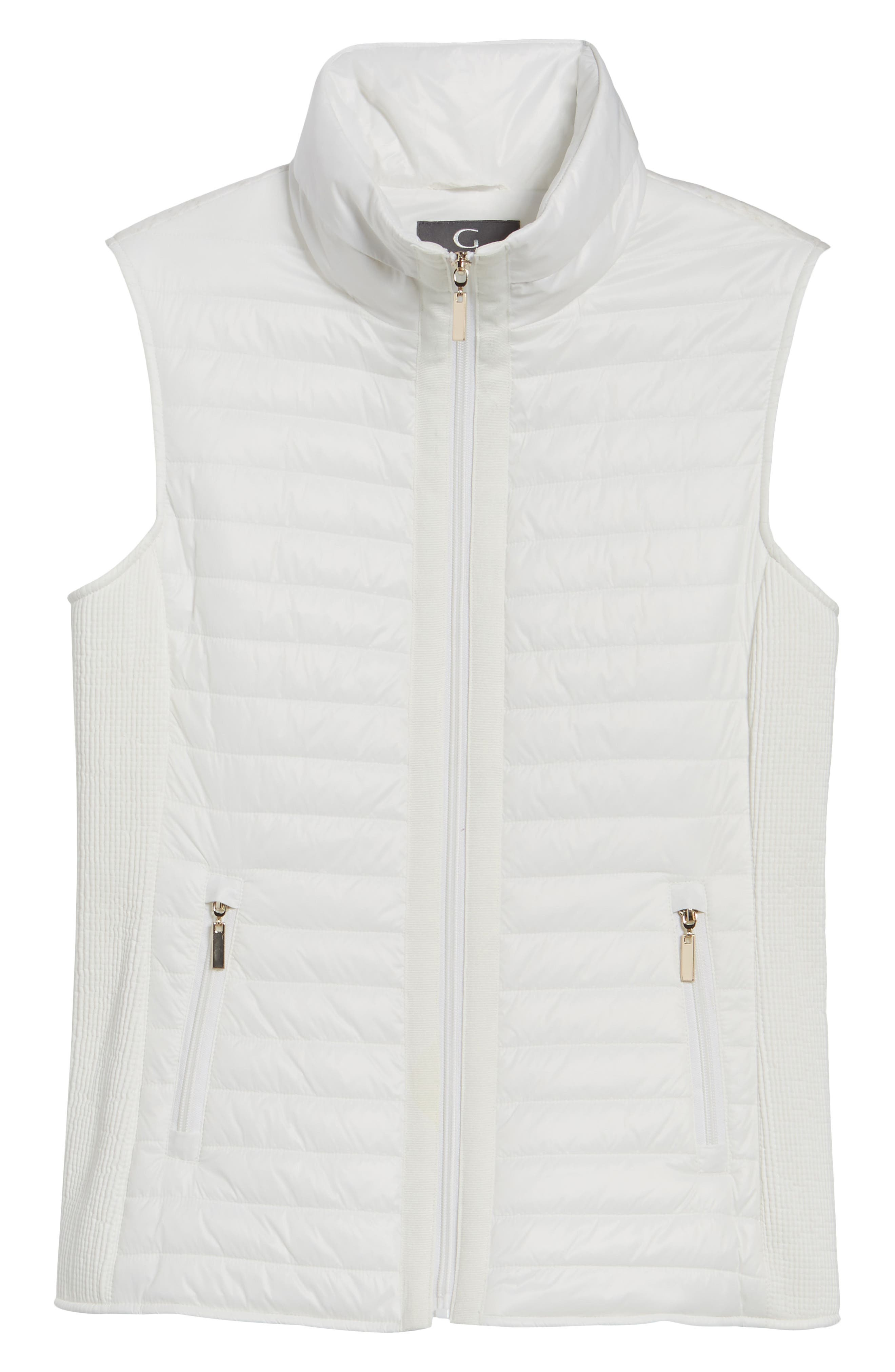 Knot Back Vest,                             Alternate thumbnail 5, color,