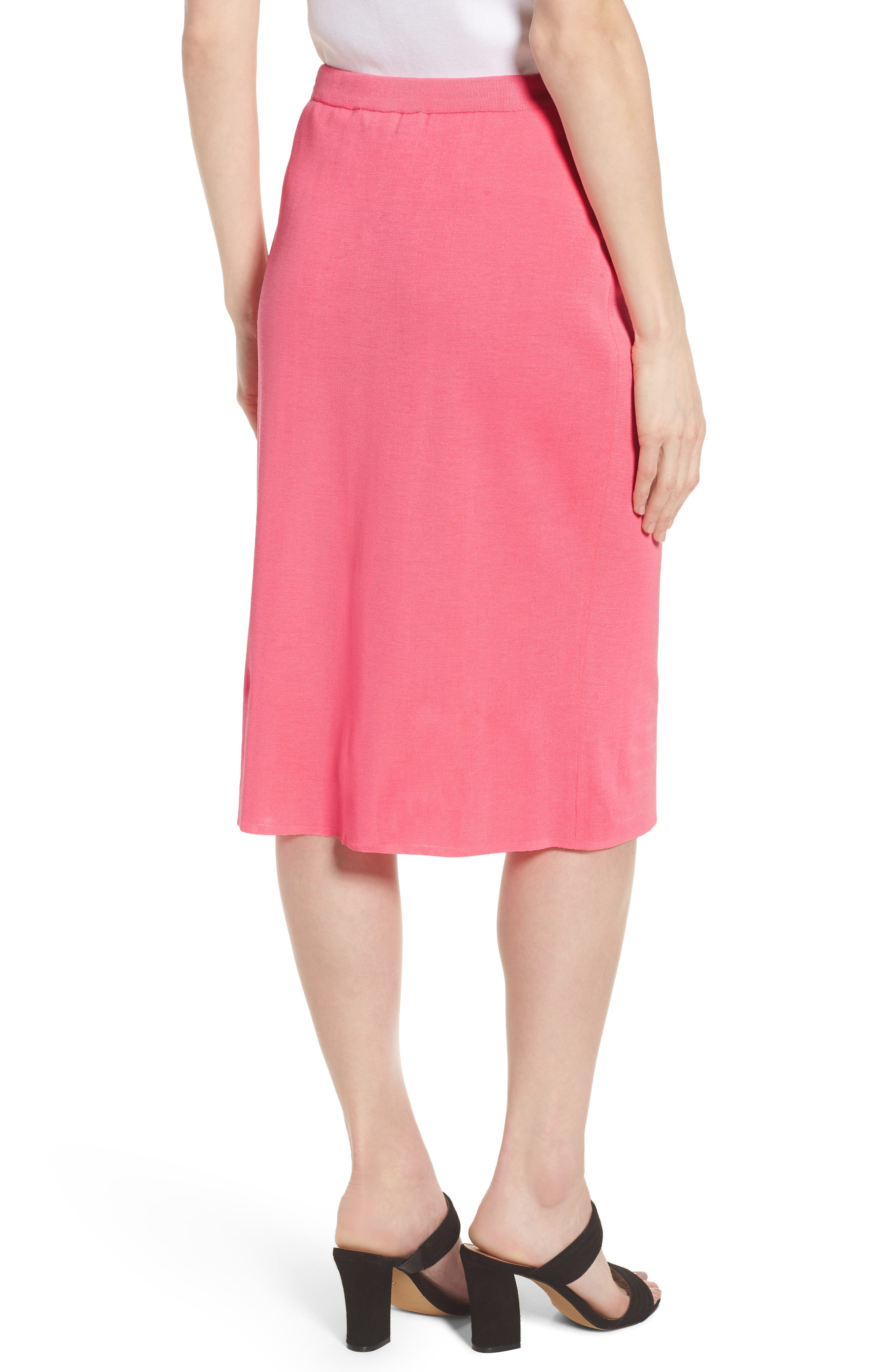Straight Skirt,                             Alternate thumbnail 2, color,                             PINK LEMONADE
