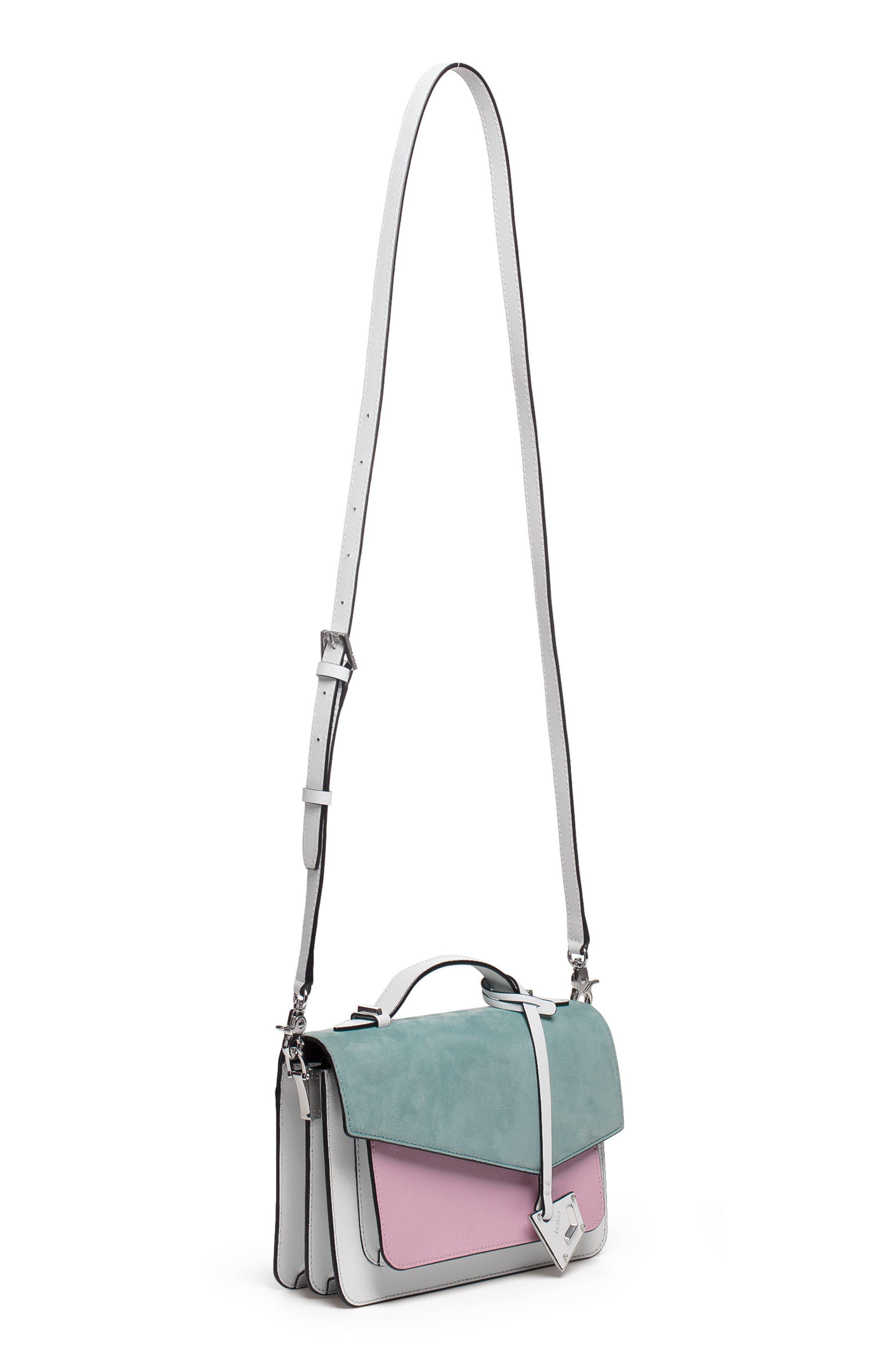 Cobble Hill Leather Crossbody Bag,                             Alternate thumbnail 36, color,