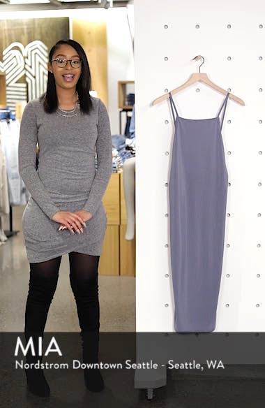 Strappy Bodycon Dress, sales video thumbnail