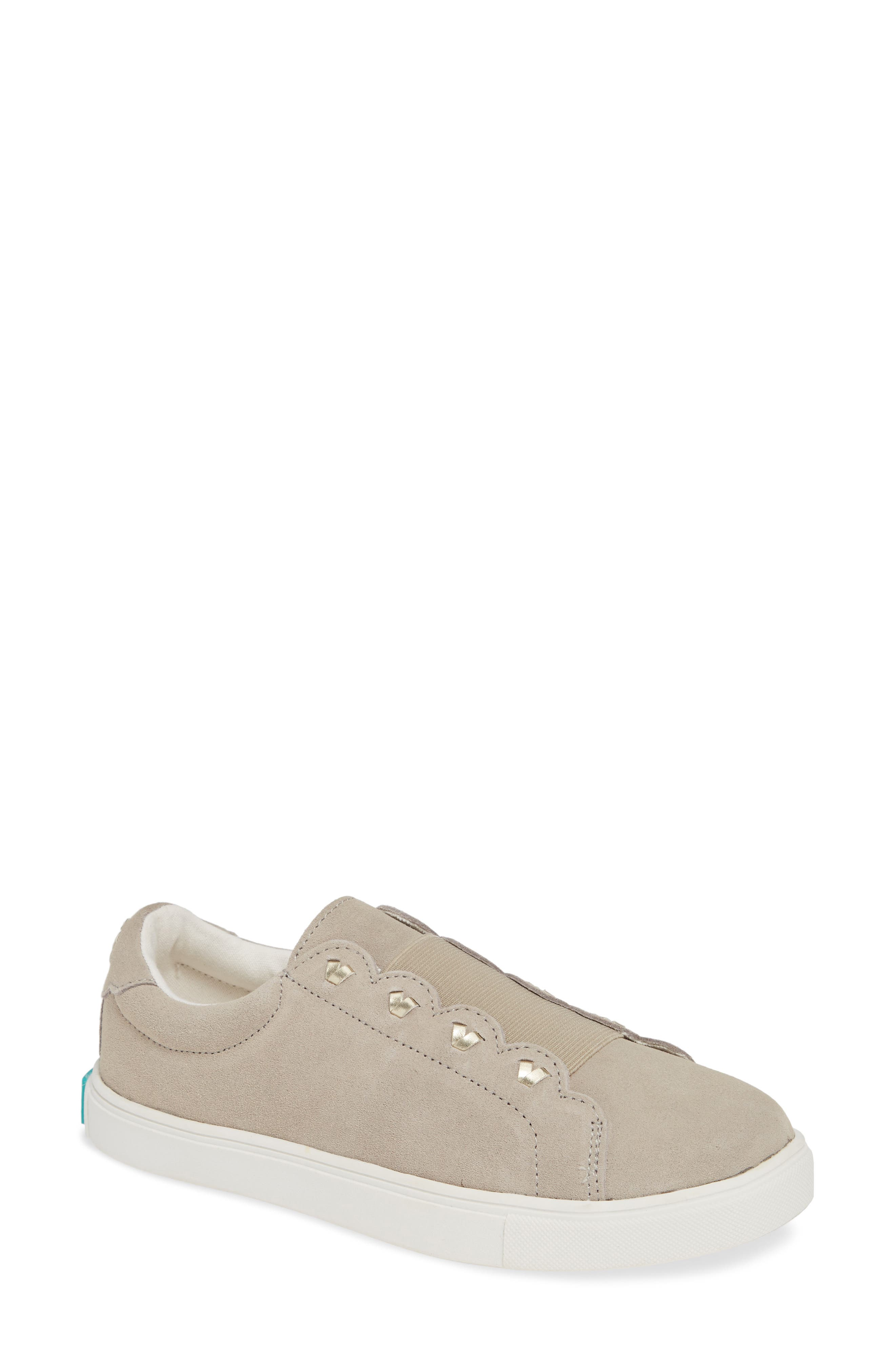 Rye Sneaker,                         Main,                         color, DOVE GREY SUEDE