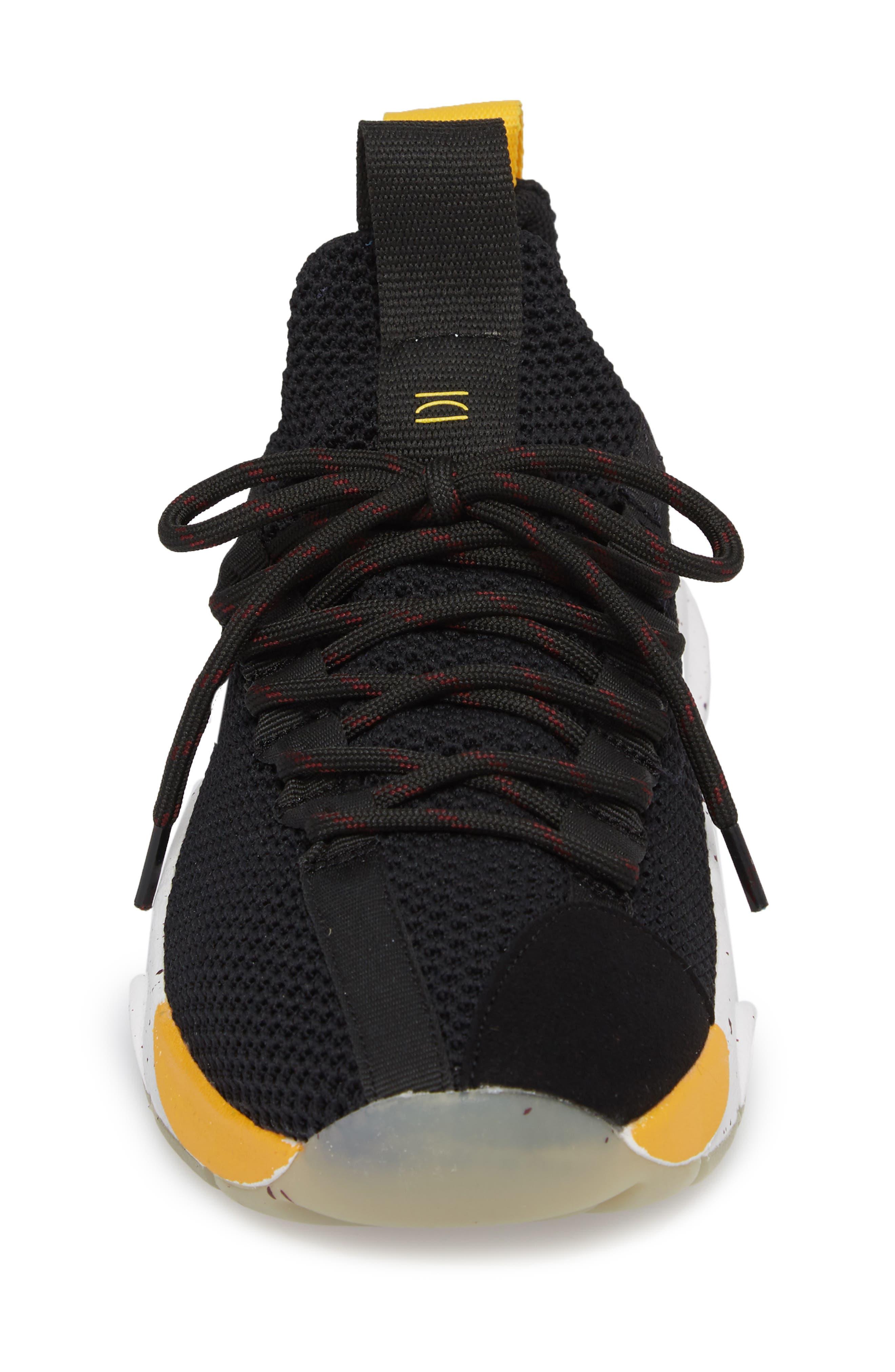 The Interceptor Sneaker,                             Alternate thumbnail 4, color,                             002