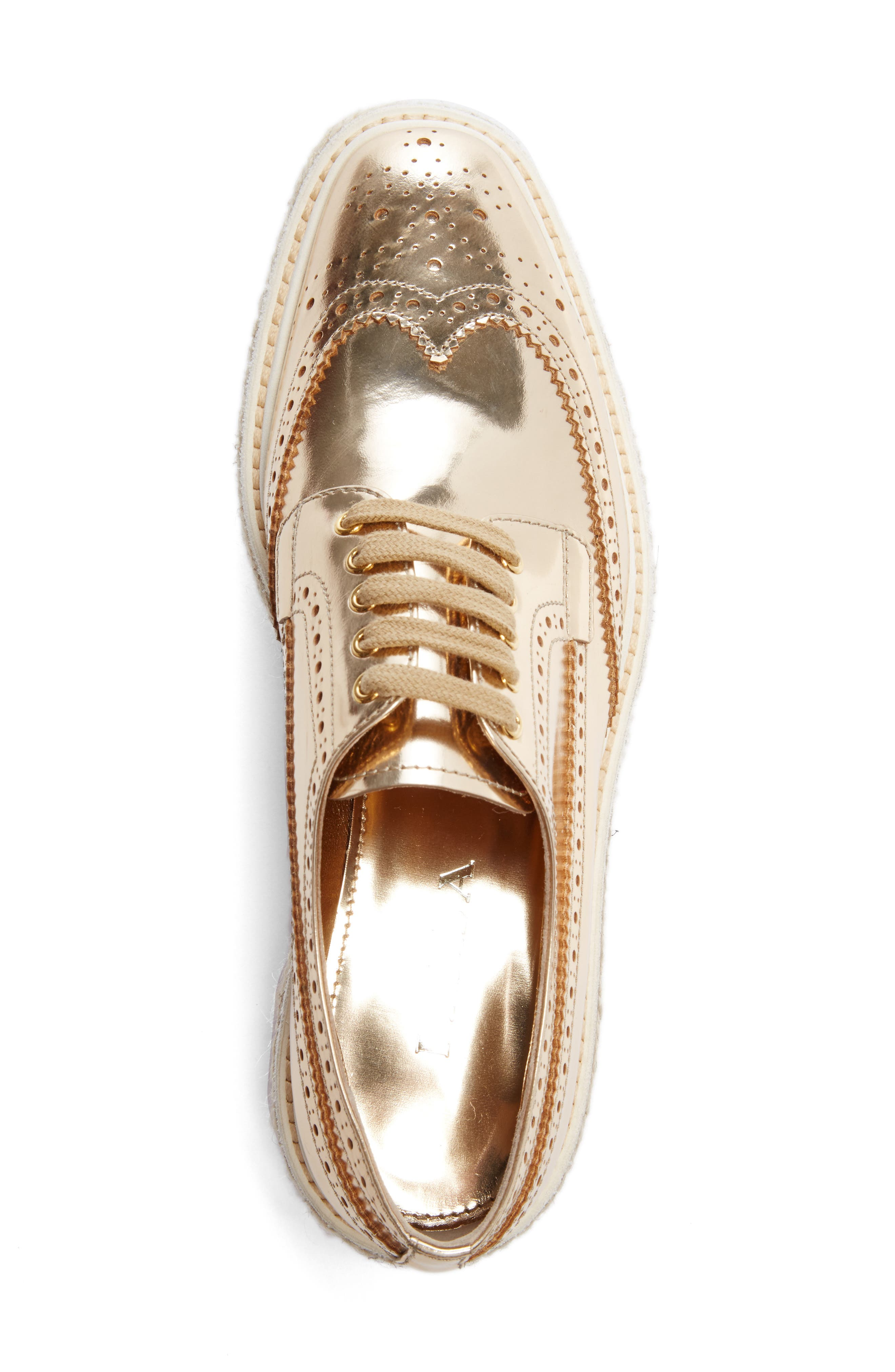 Microsole Espadrille Oxford,                             Alternate thumbnail 20, color,