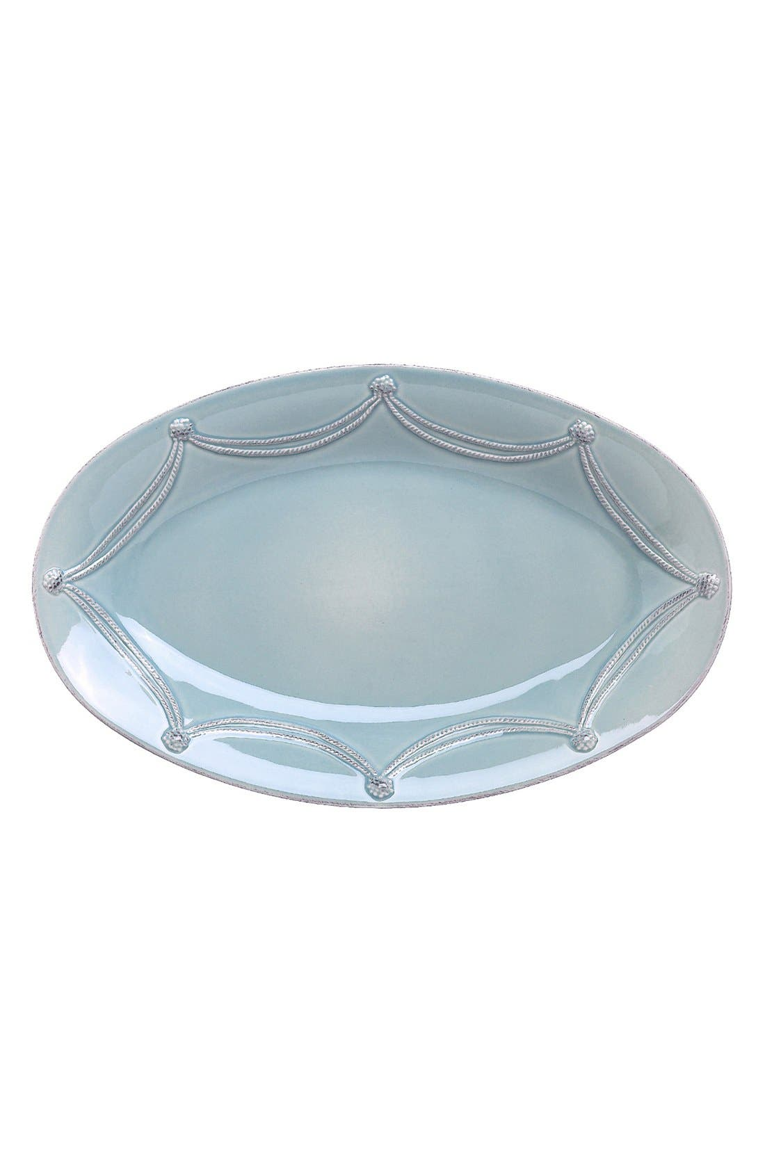 'Berry and Thread' Oval Platter,                             Main thumbnail 2, color,