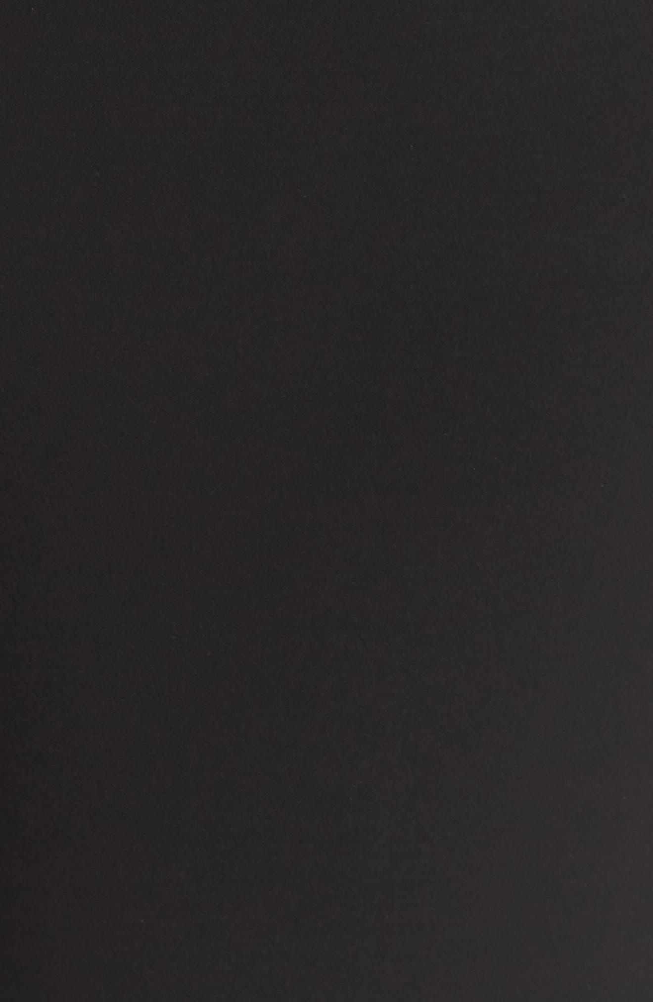 Peyton Bootcut Pants,                             Alternate thumbnail 6, color,                             BLACK