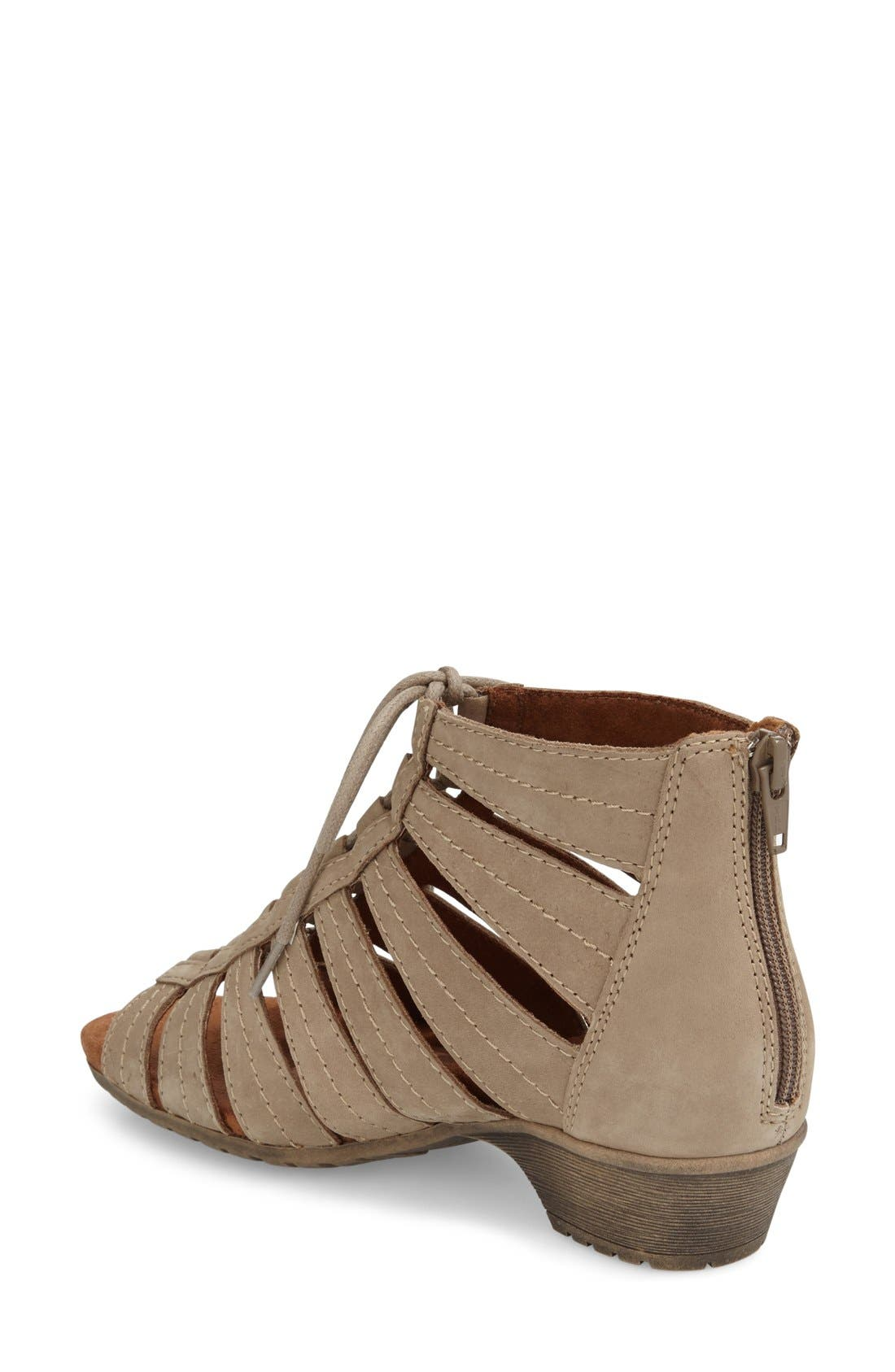 'Gabby' Lace-Up Sandal,                             Alternate thumbnail 46, color,
