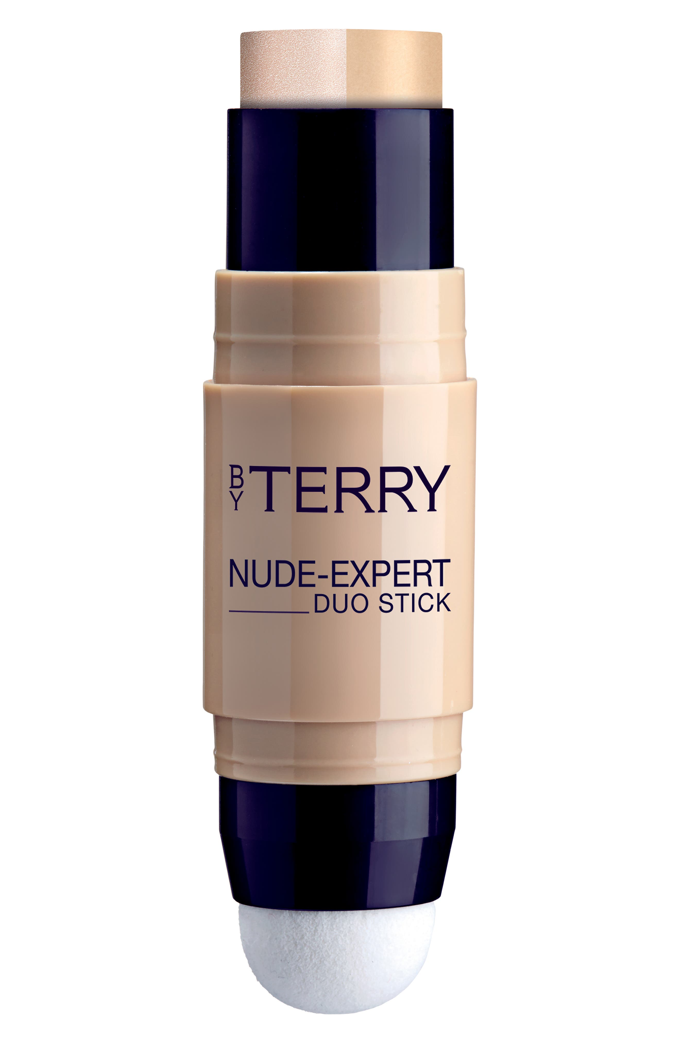 BY TERRY Nude-Expert Foundation & Highlighter Stick - 2.5- Nude Light