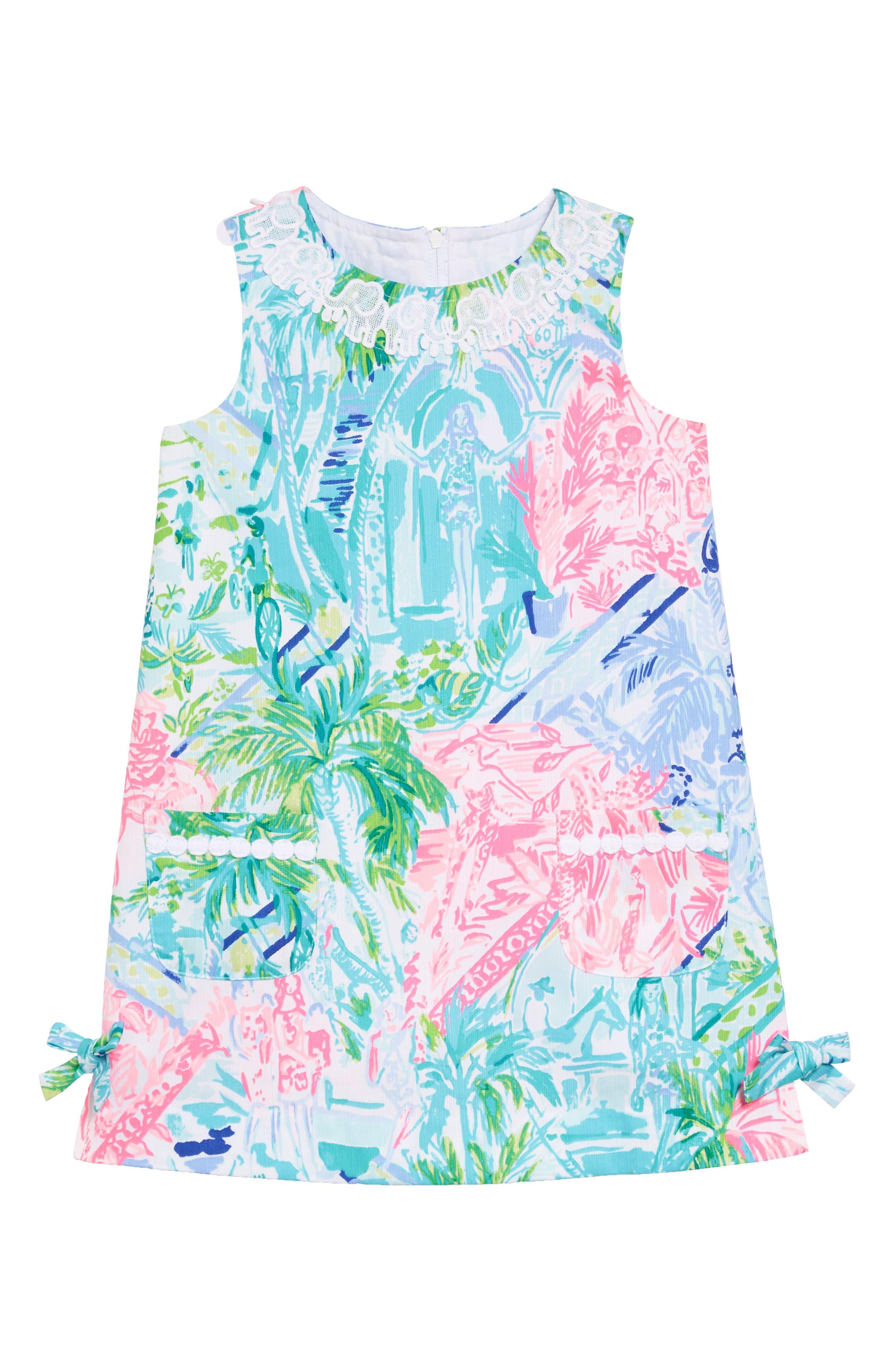 Girls Lilly Pulitzer Little Lily Shift Dress