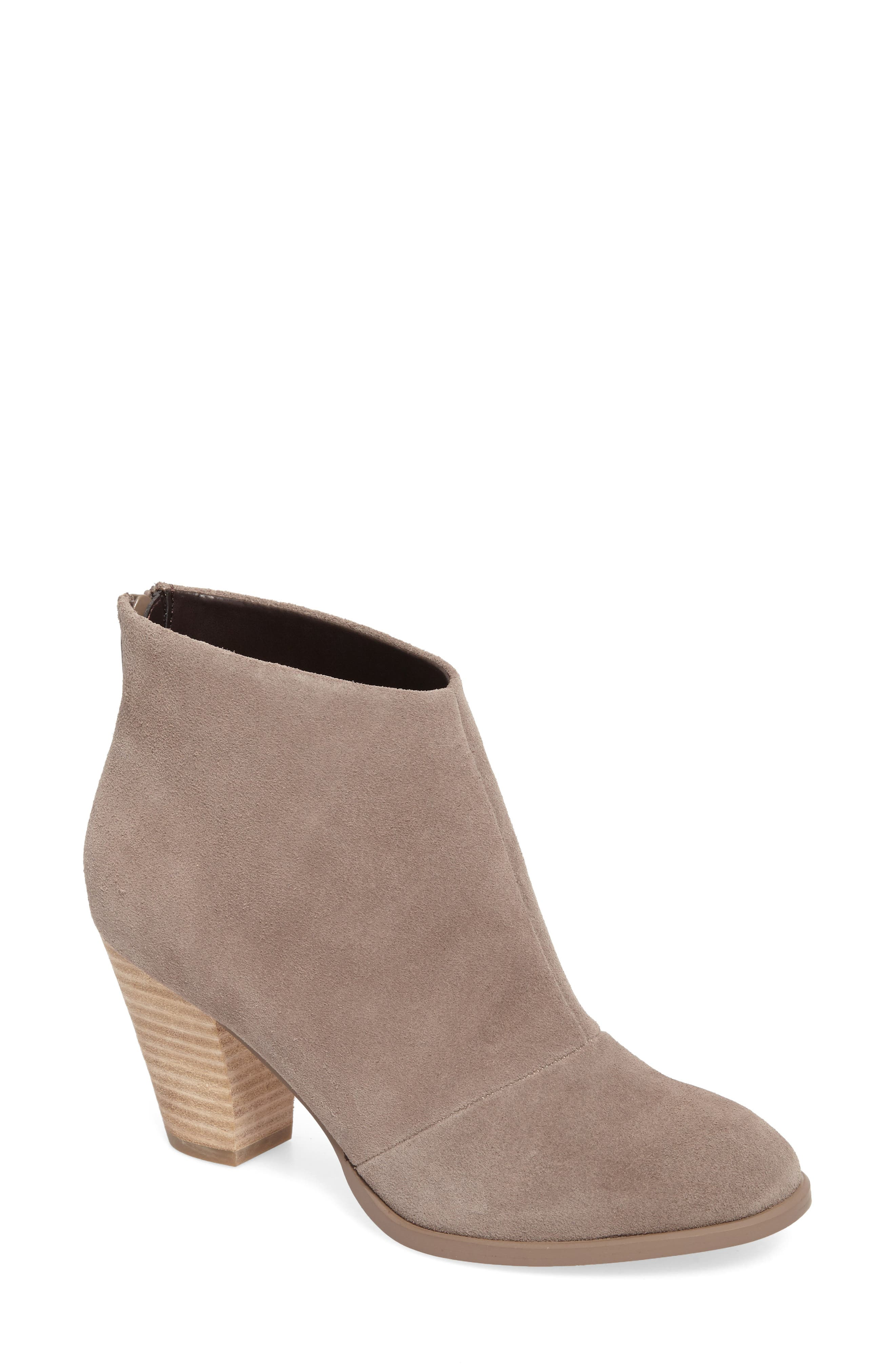 'Devyn' Ankle Bootie,                             Main thumbnail 1, color,                             020