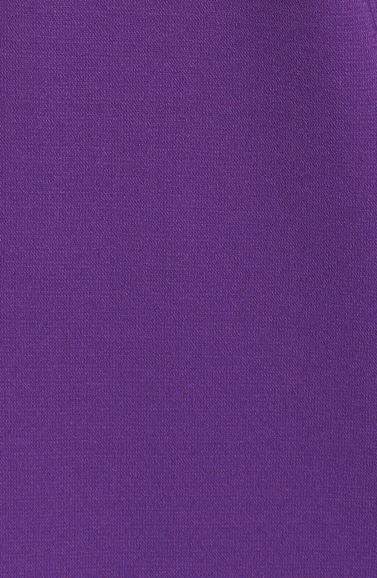 Oversize Blazer,                             Alternate thumbnail 7, color,                             PURPLE MAGIC