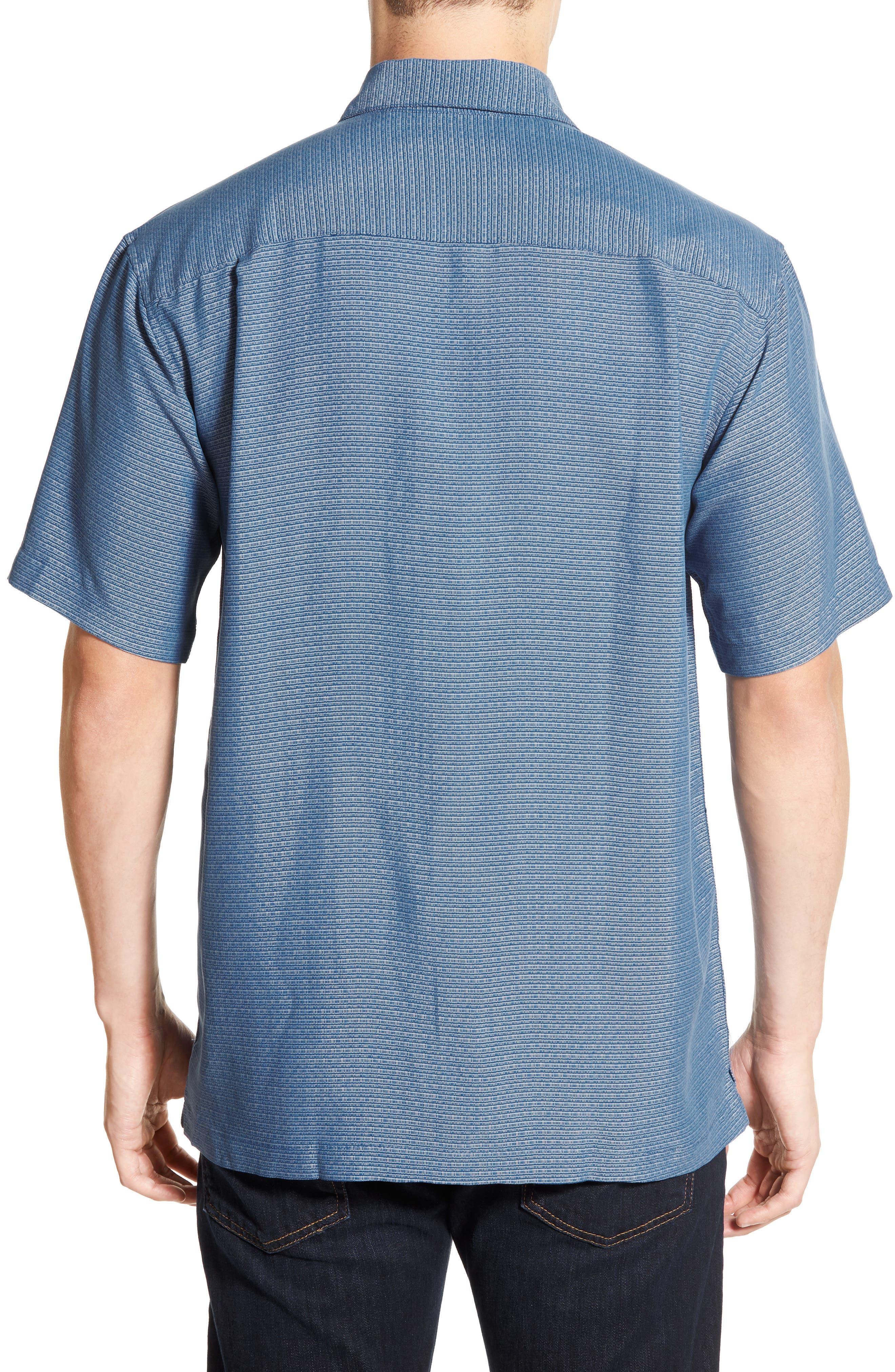 'Wind N Sea' Regular Fit Sport Shirt,                             Alternate thumbnail 9, color,