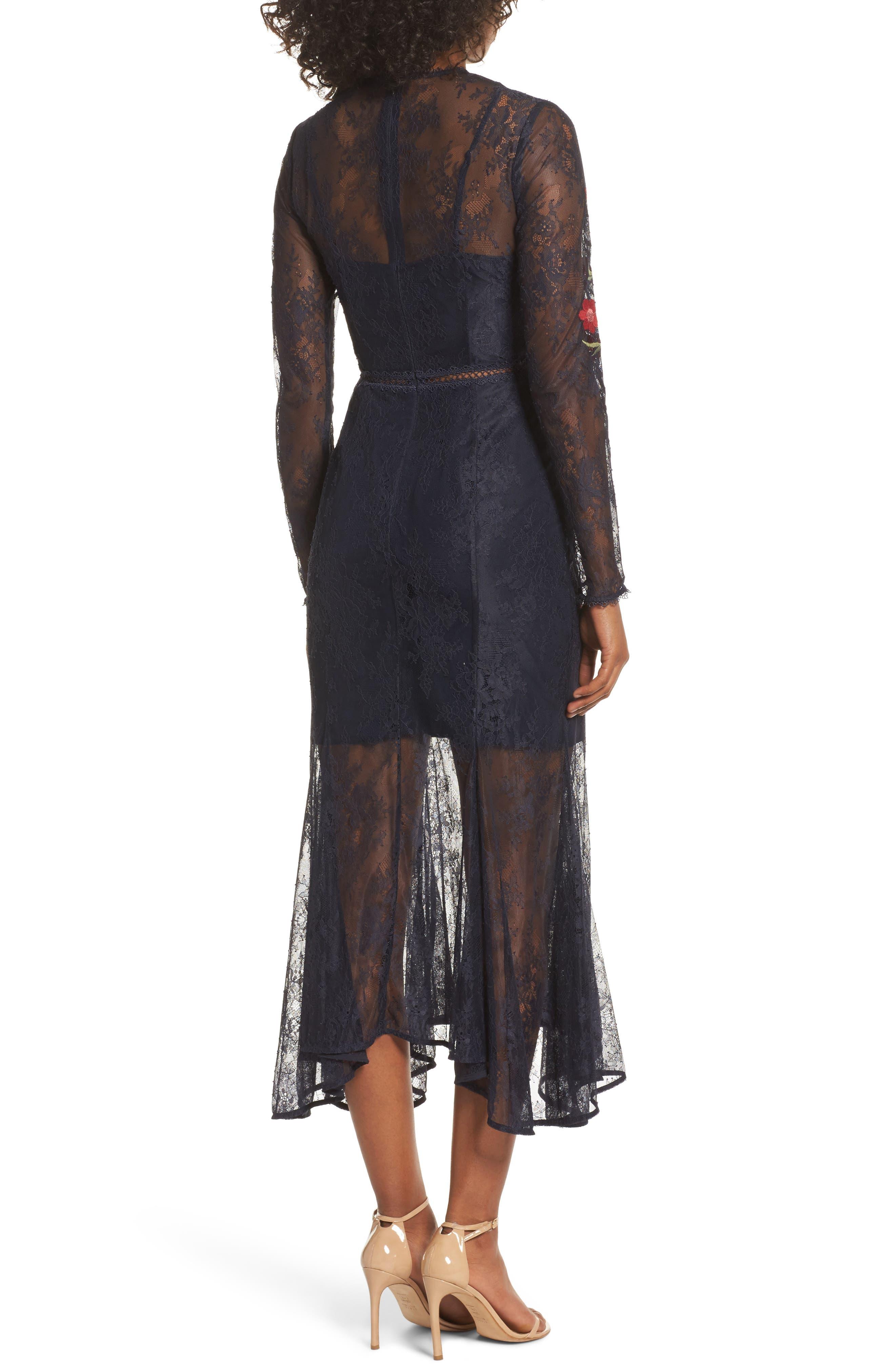 Dreamscape Gown,                             Alternate thumbnail 2, color,                             410