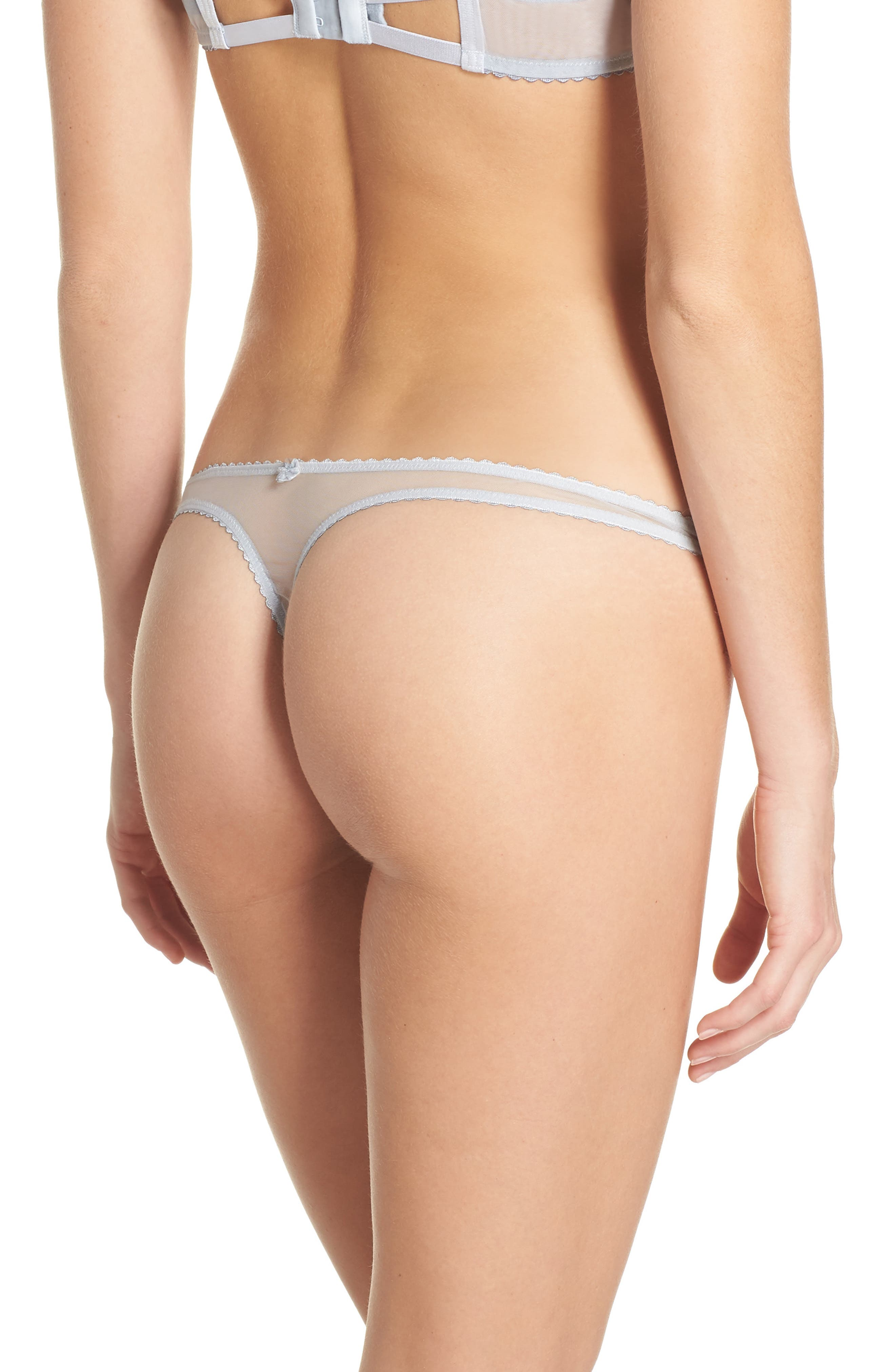 Tryst G-String Thong,                             Alternate thumbnail 2, color,