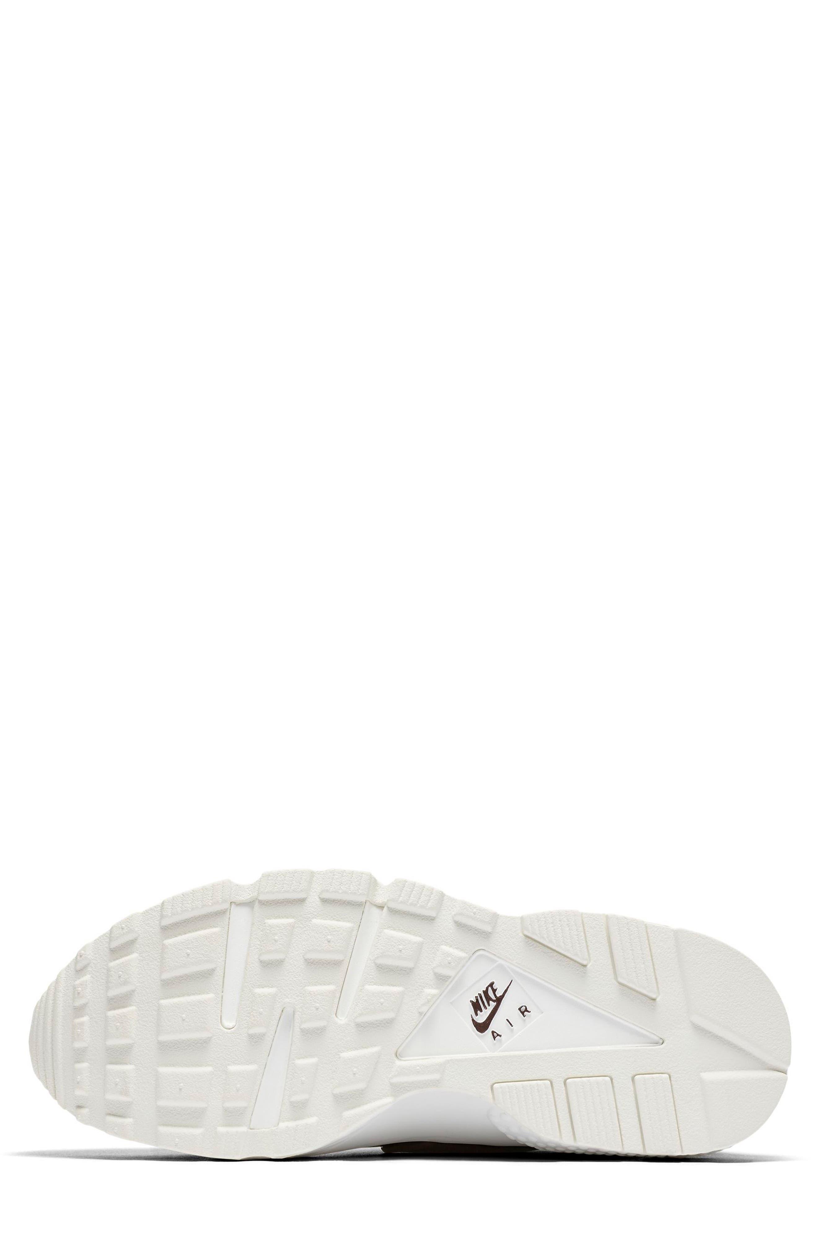 Air Huarache Run Premium Sneaker,                             Alternate thumbnail 11, color,