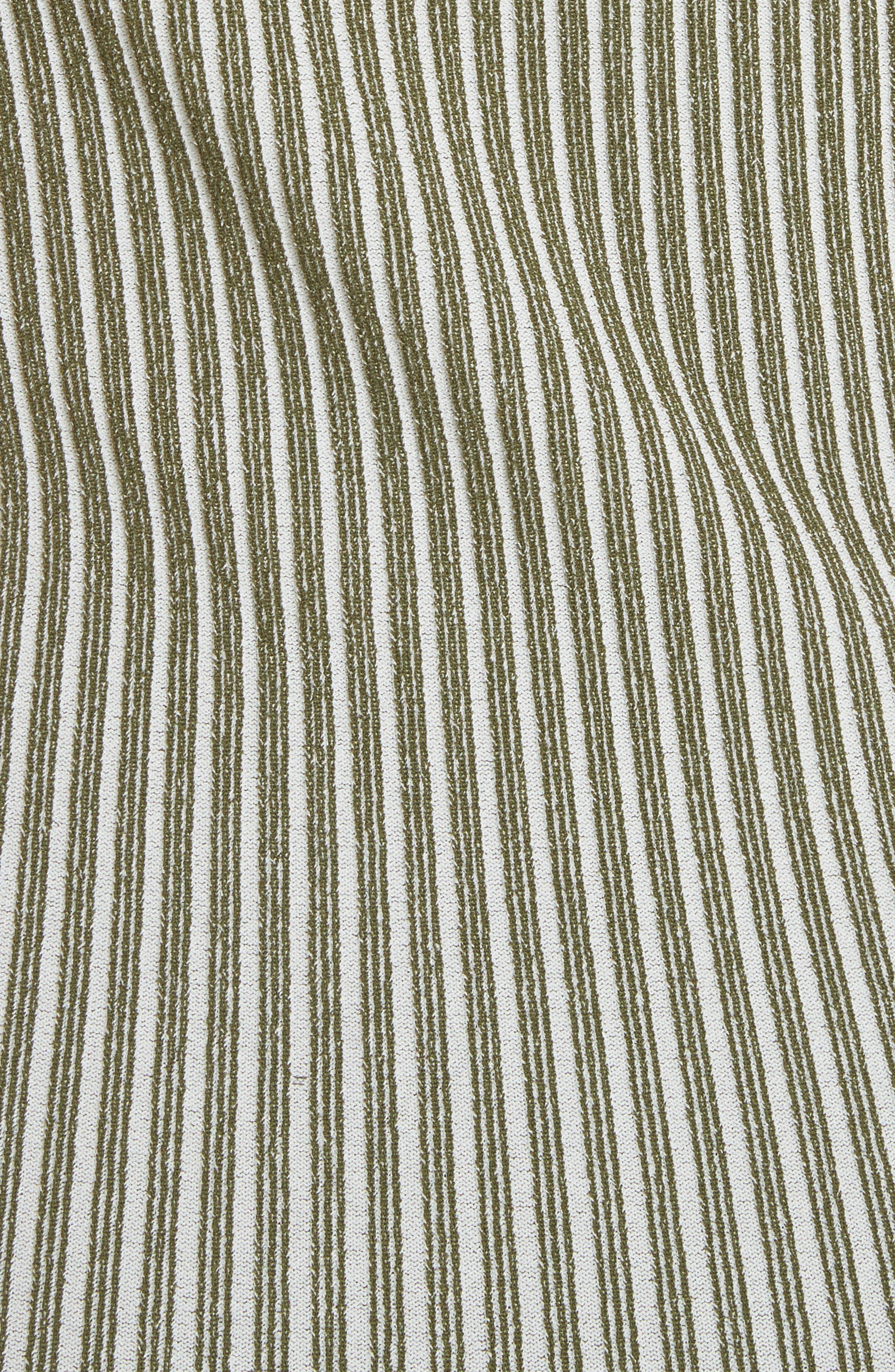 Plaited Ribbed Slipdress,                             Alternate thumbnail 5, color,                             339