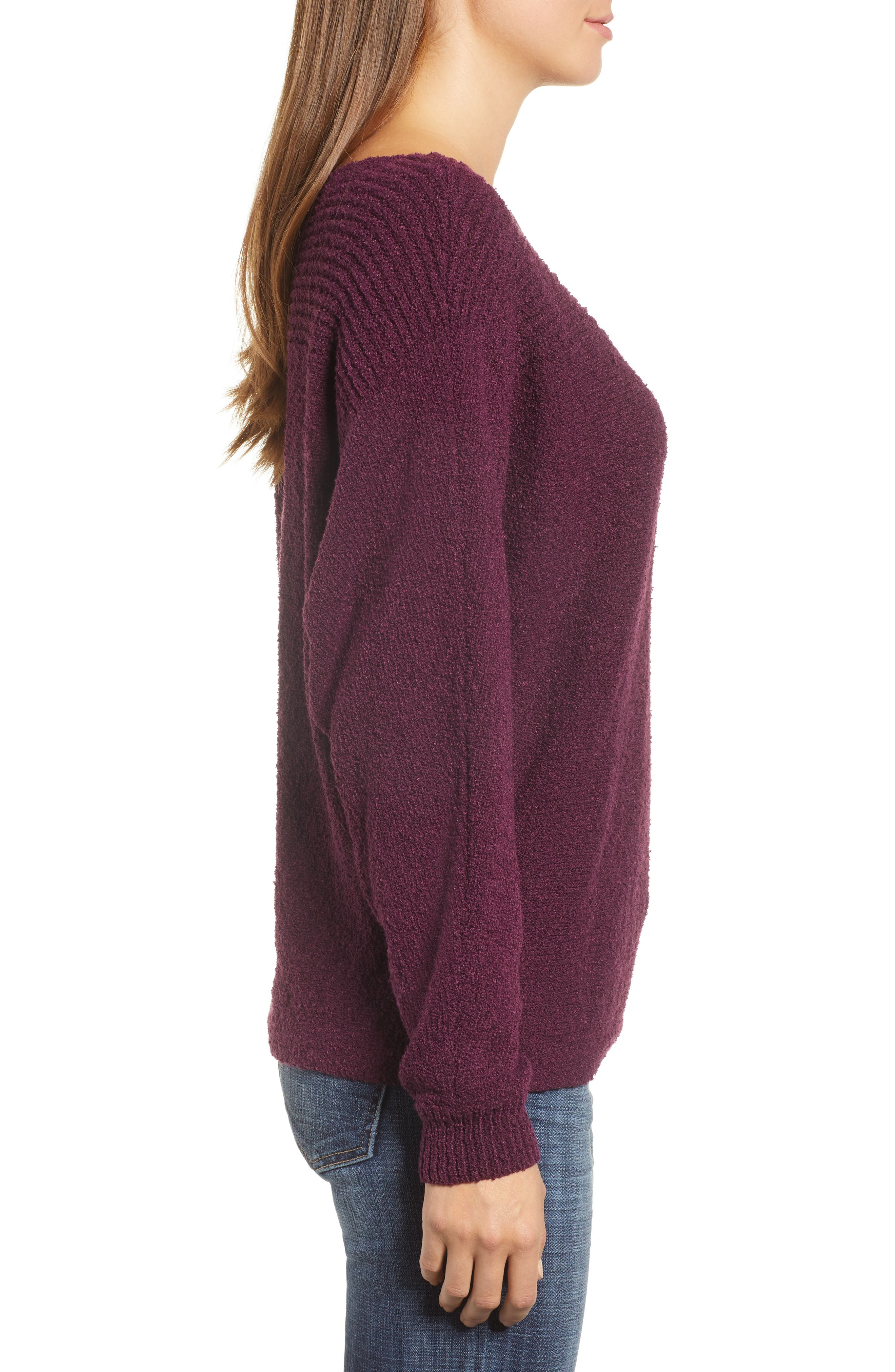 Calson<sup>®</sup> Dolman Sleeve Sweater,                             Alternate thumbnail 13, color,